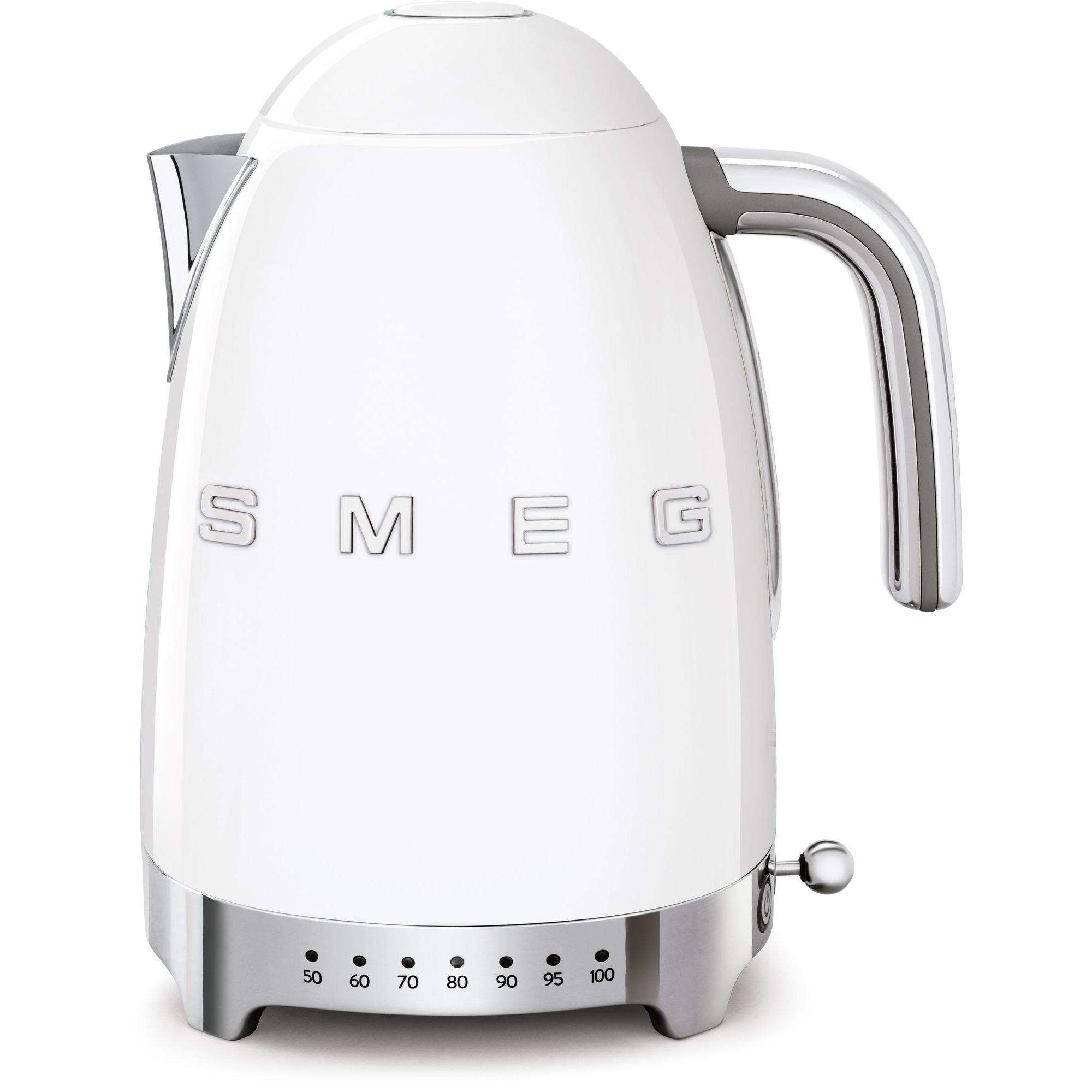 Smeg Vattenkokare 17 l med Variable Temperatur Vit