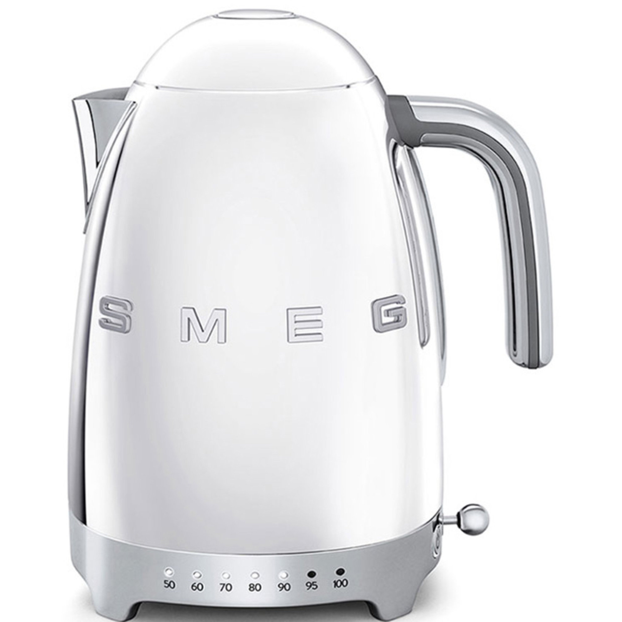 Smeg Vattenkokare 17 l med Variable Temperatur Stål