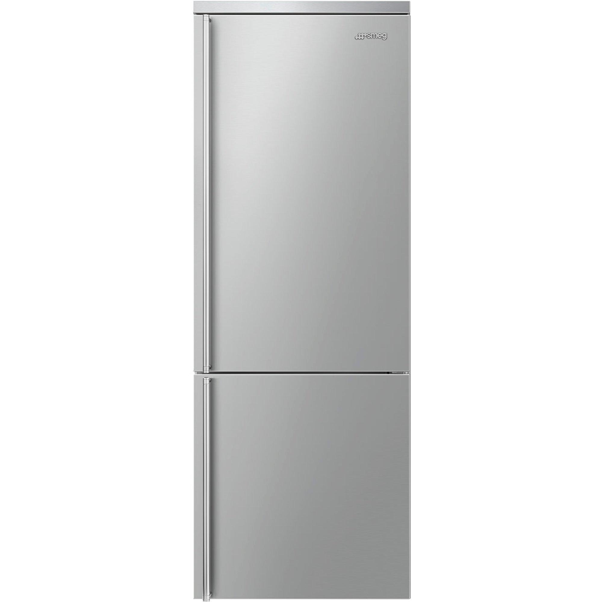 Smeg FA3905RX5 køle-/fryseskab rustfrit stål, højrehængt