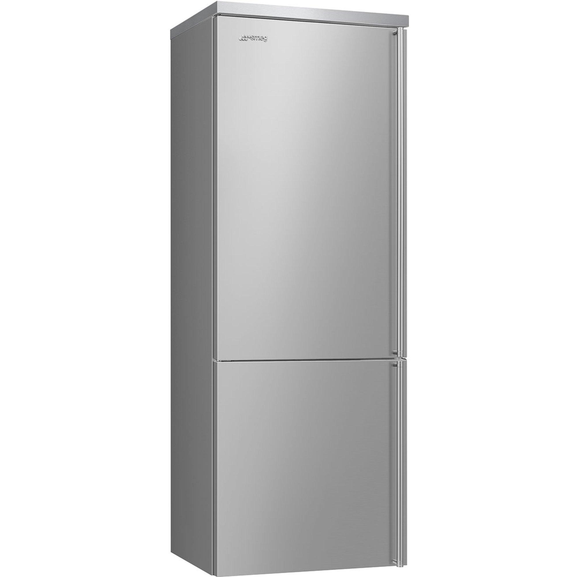Smeg FA3905LX5 køle-/fryseskab rustfrit stål, venstrehængt
