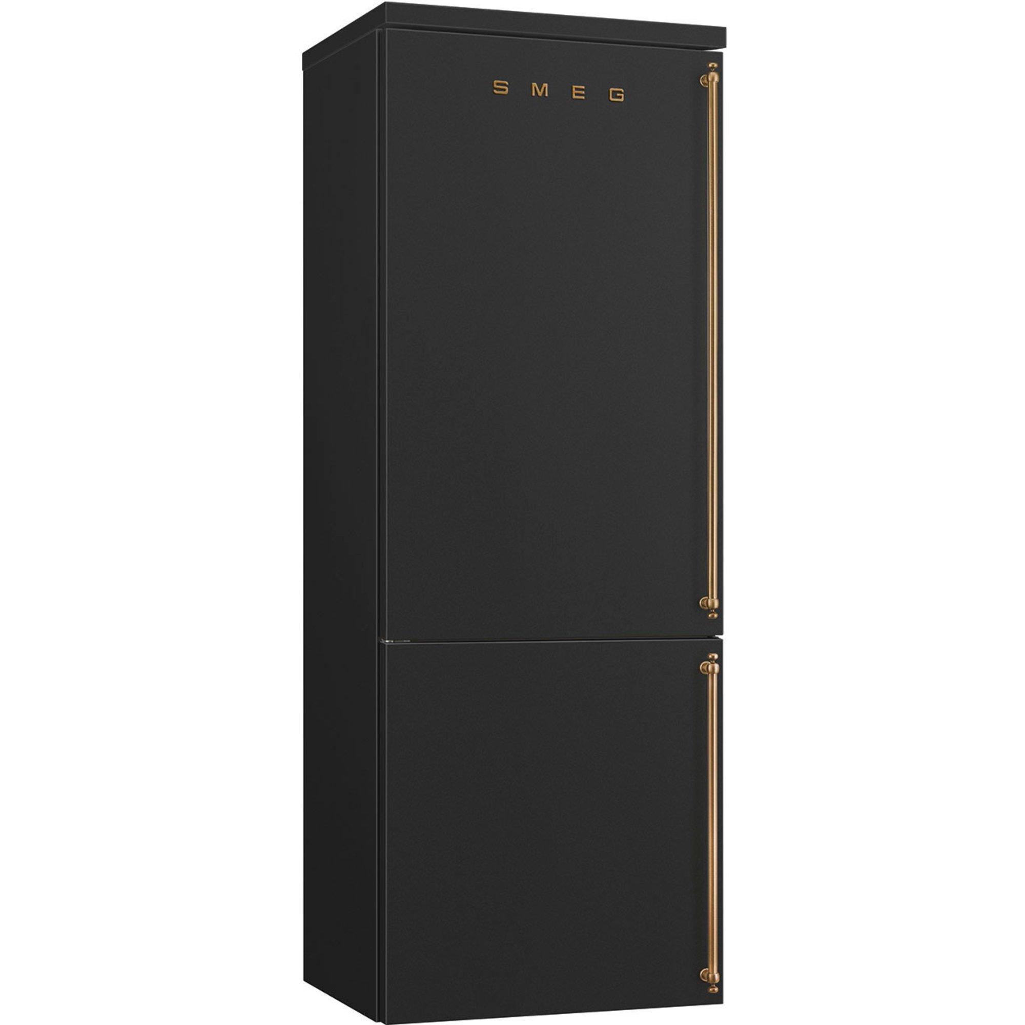 Smeg FA8005LAO5 Venstrehængt køle-/fryseskab antracit