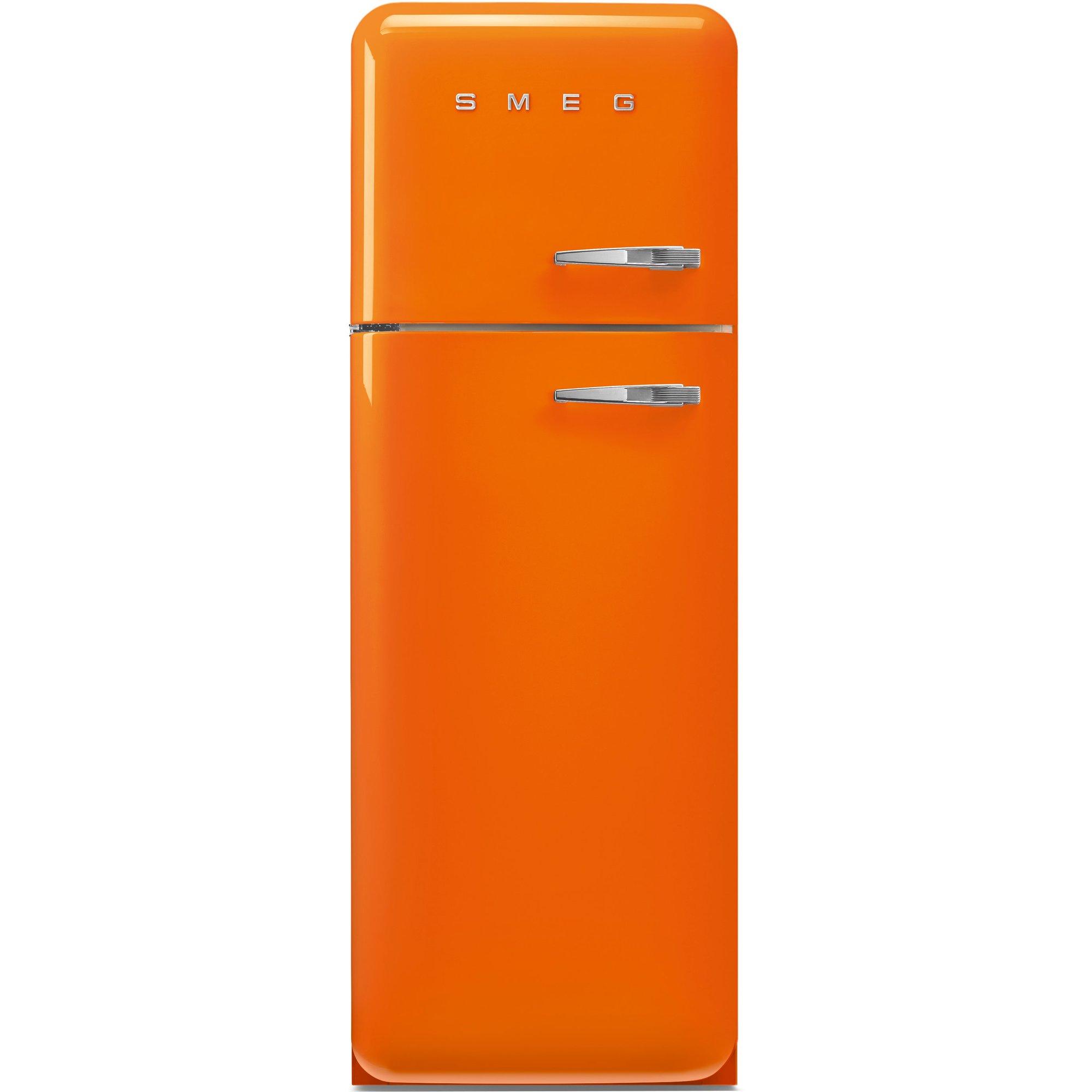 Smeg FAB30LOR5 Køle-/fryseskab orange