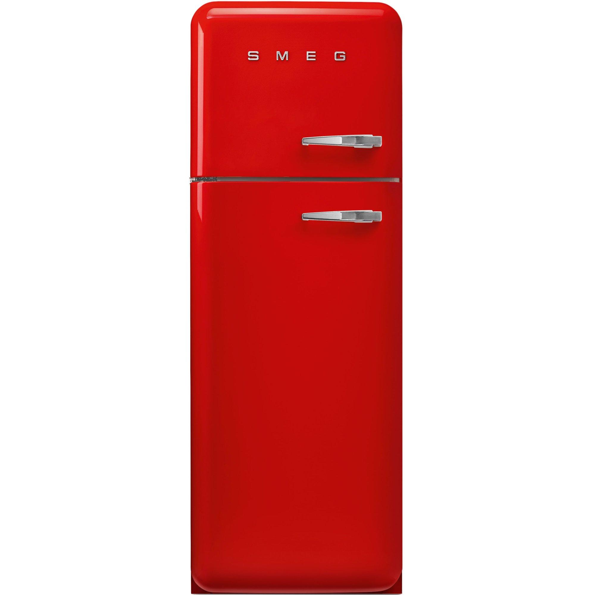 Smeg FAB30LRD5 Køle-/fryseskab rød