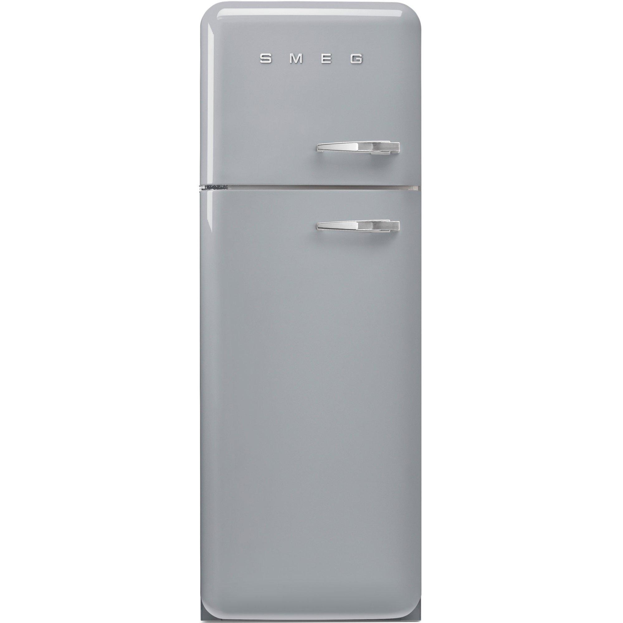 Smeg FAB30LSV5 Køle-/fryseskab sølv