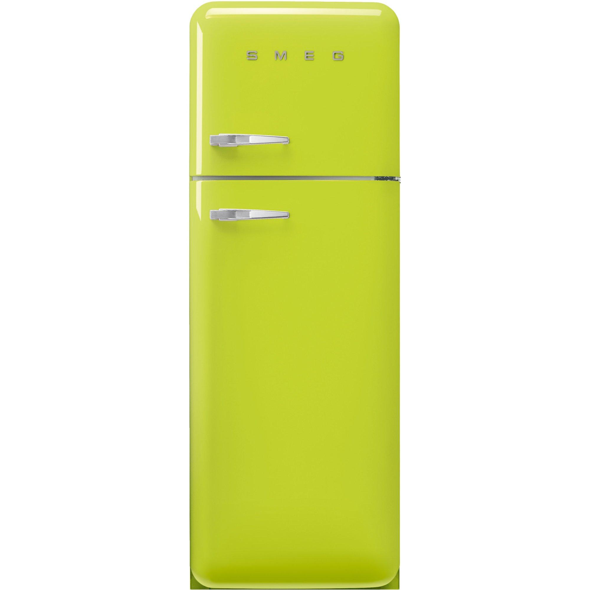 Smeg FAB30RLI5 Køle-/fryseskab limegrøn