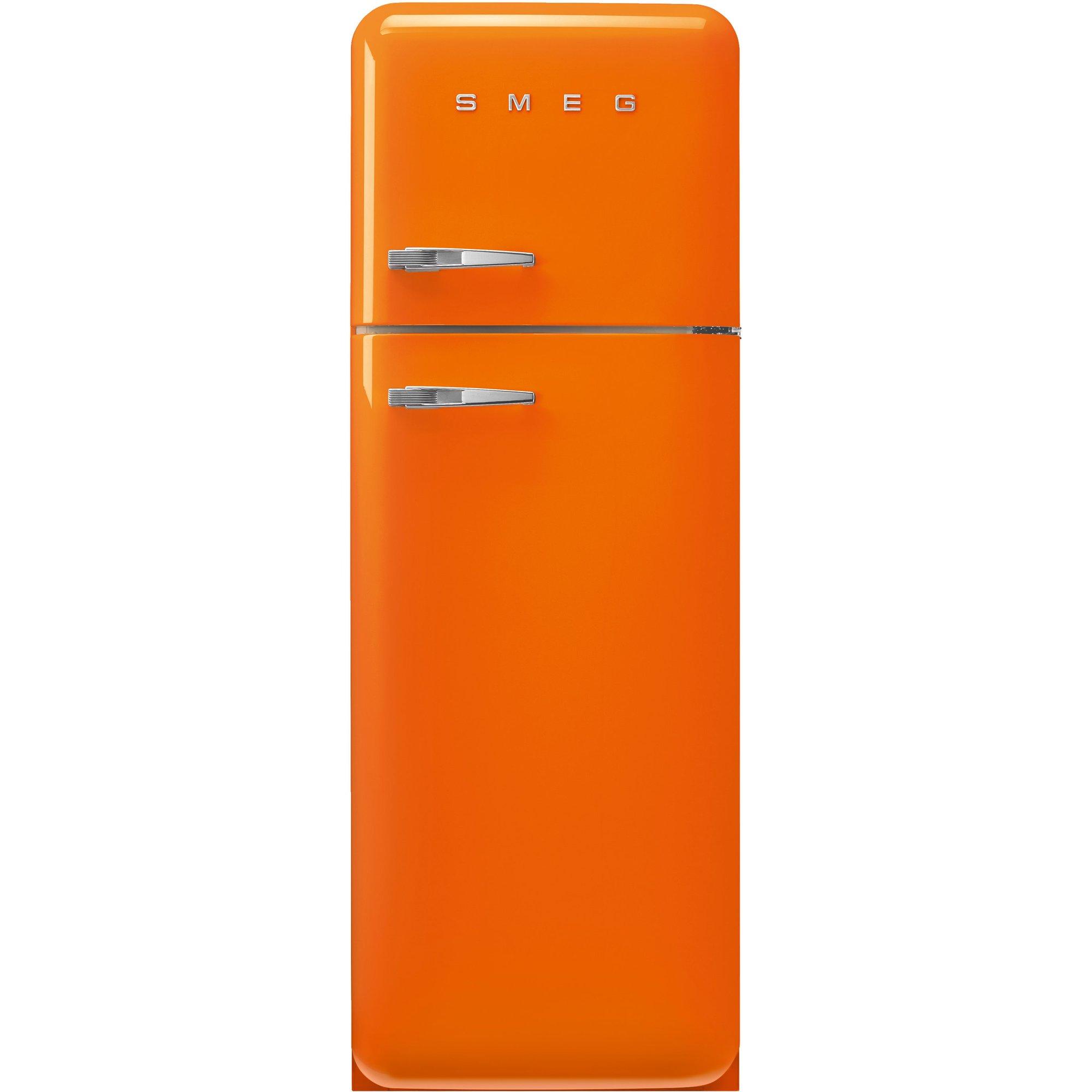 Smeg FAB30ROR5 Køle-/fryseskab orange