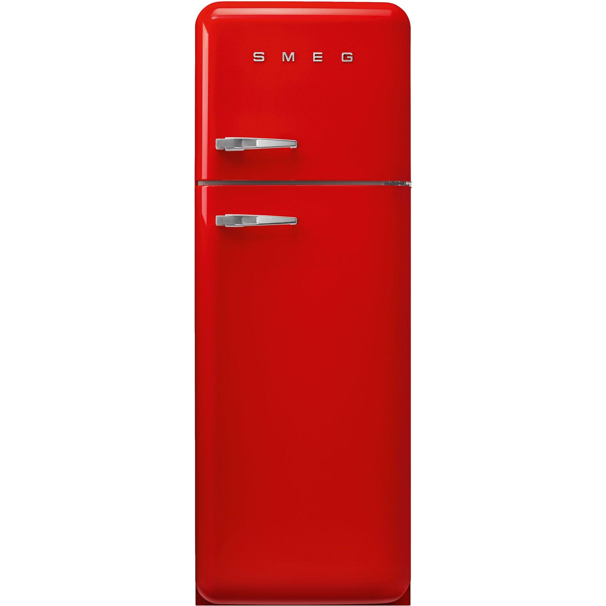 Smeg FAB30RRD5 Køle-/fryseskab rød