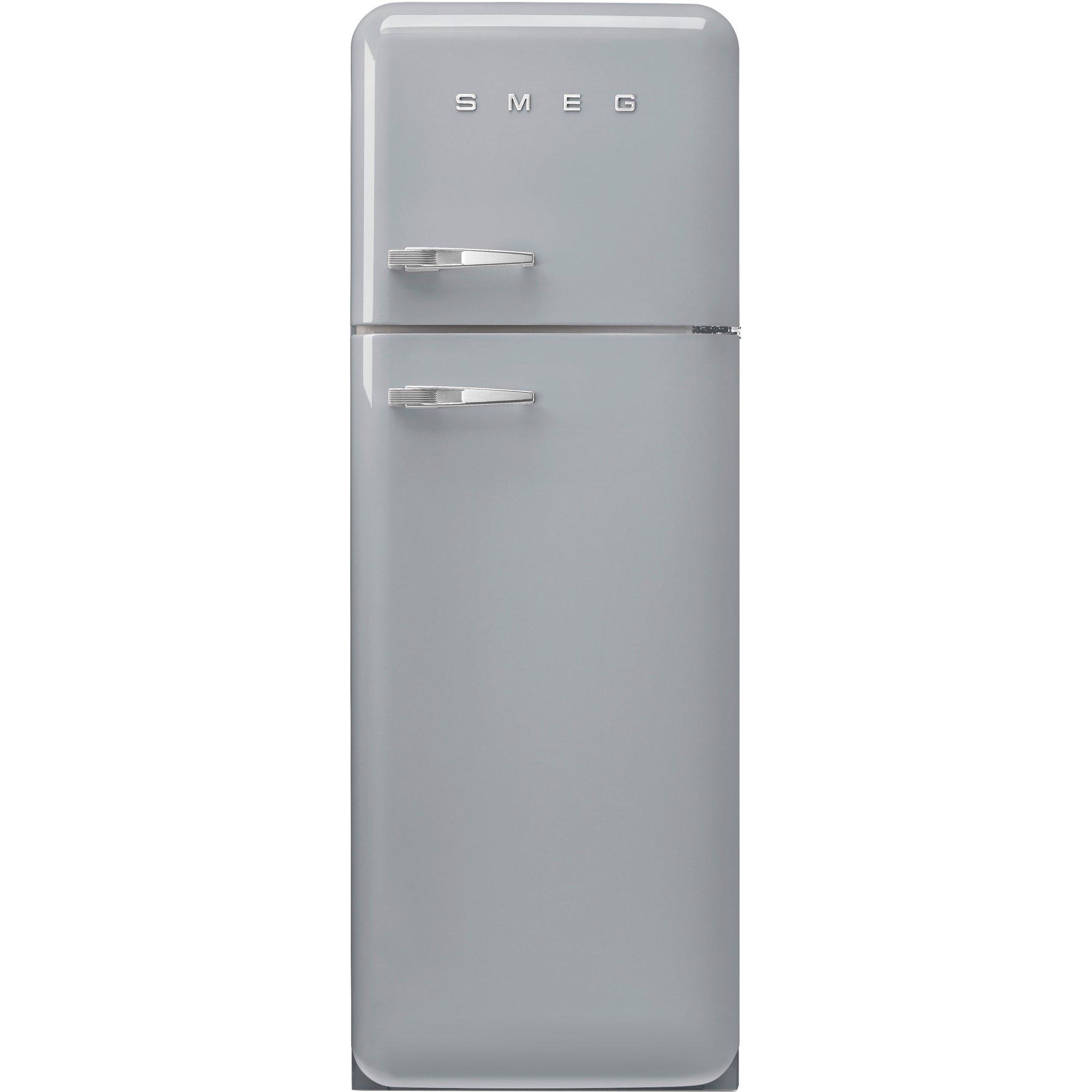 Smeg FAB30RSV5 Køle-/fryseskab sølv
