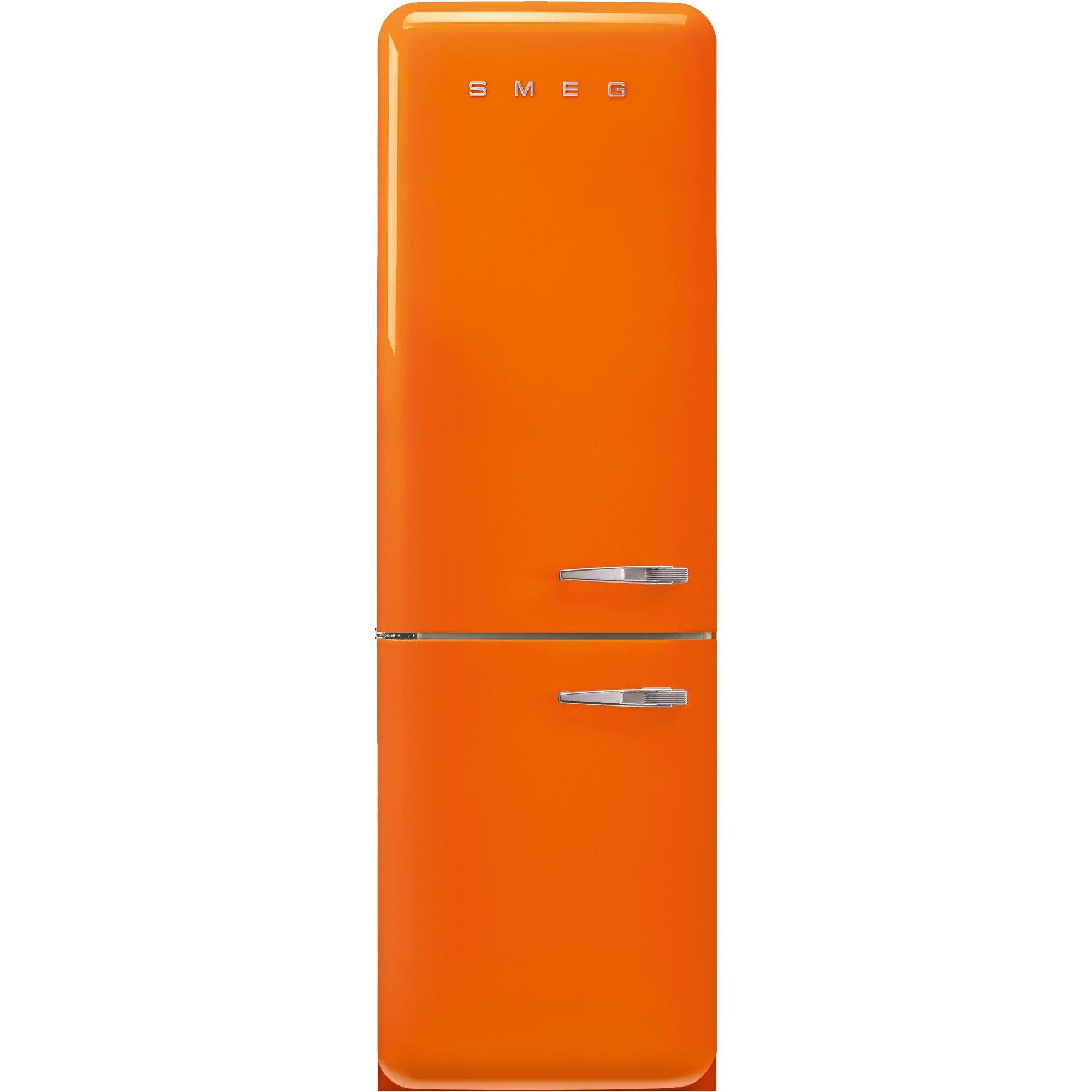 Smeg FAB32LOR5 Køle-/fryseskab orange