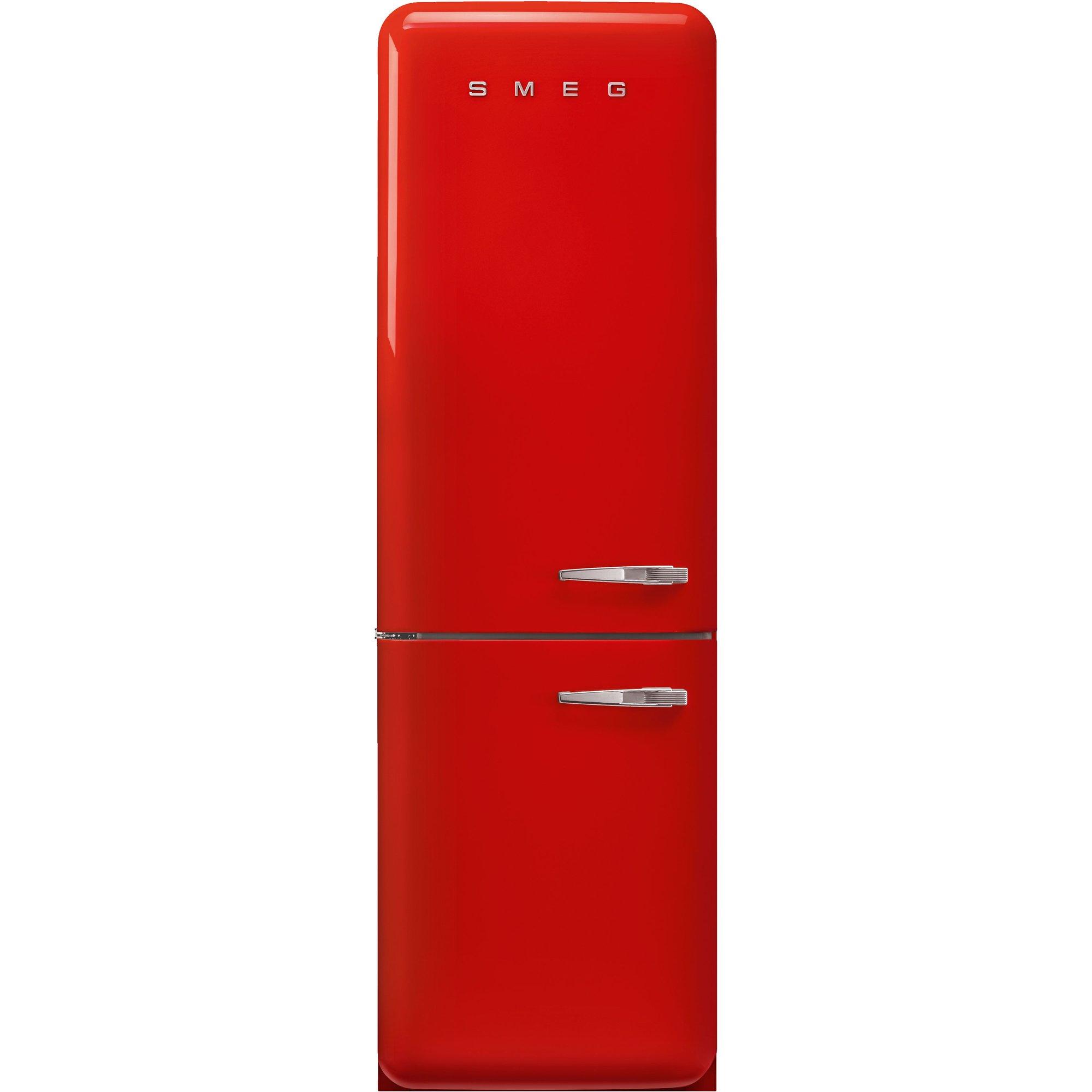 Smeg FAB32LRD5 Køle-/fryseskab rød