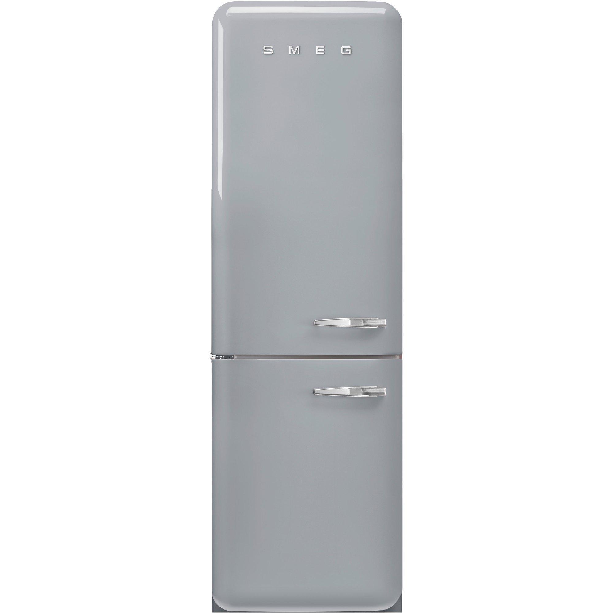 Smeg FAB32LSV5 Køle-/fryseskab sølv