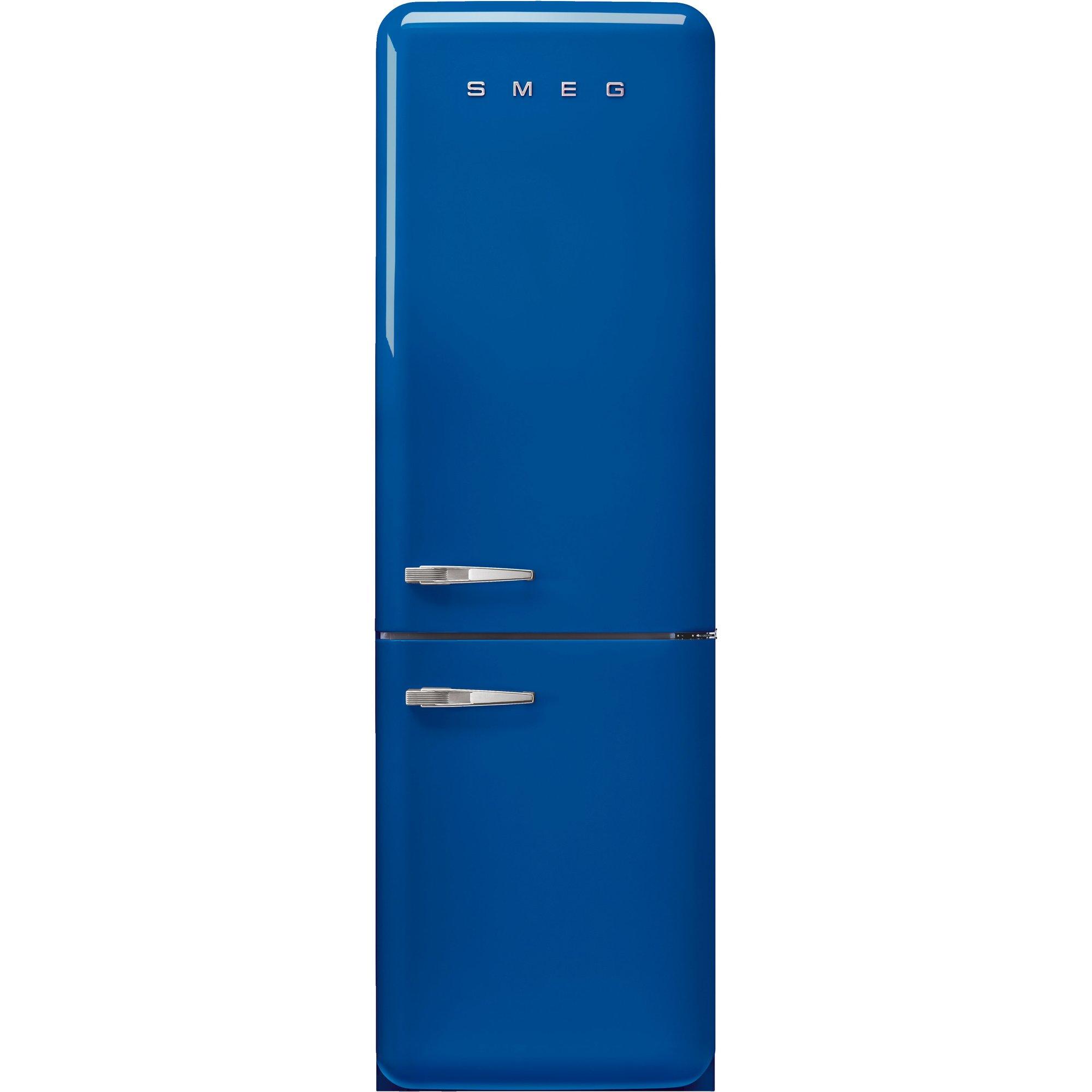 Smeg FAB32RBE5 Køle-/fryseskab blå