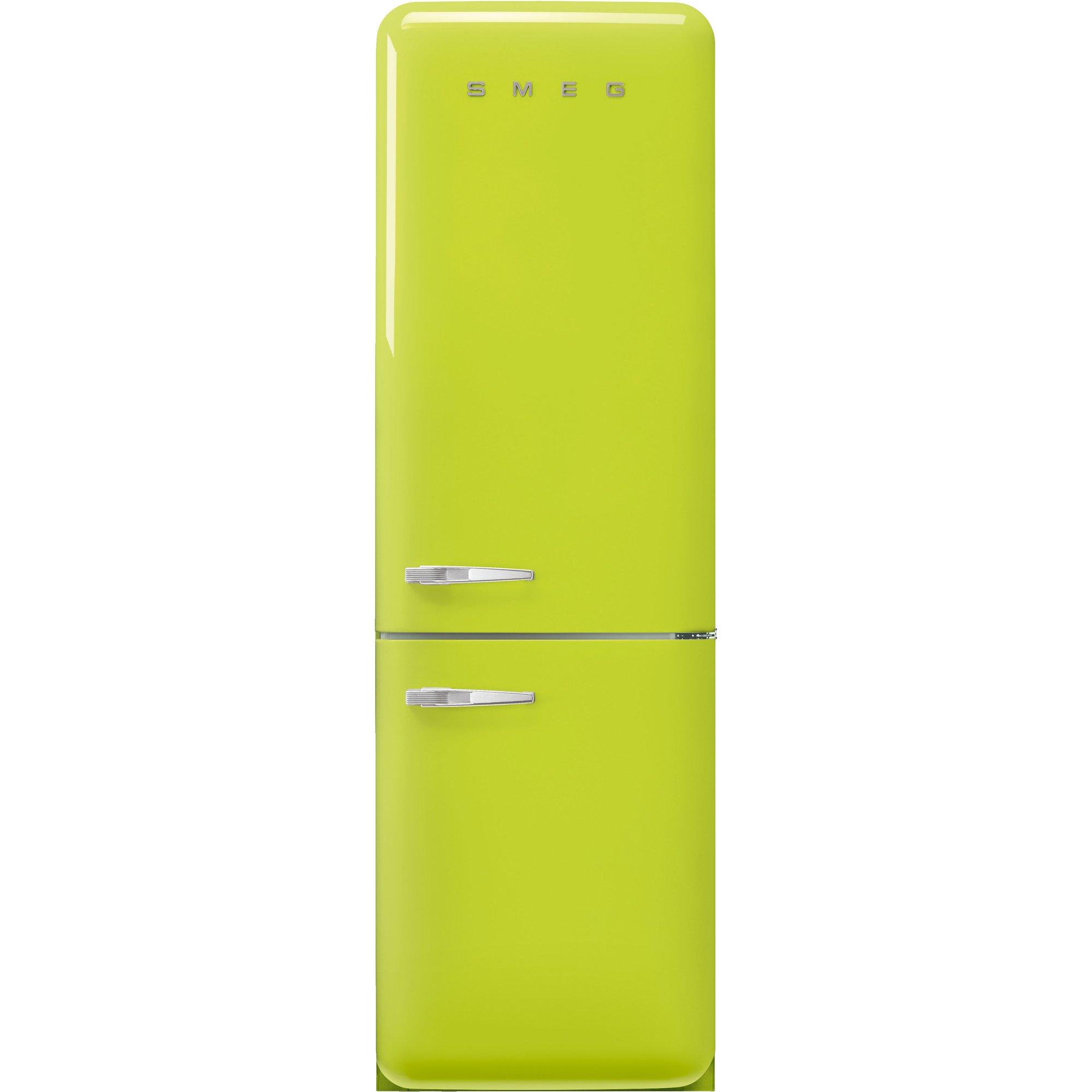 Smeg FAB32RLI5 Køle-/fryseskab limegrøn