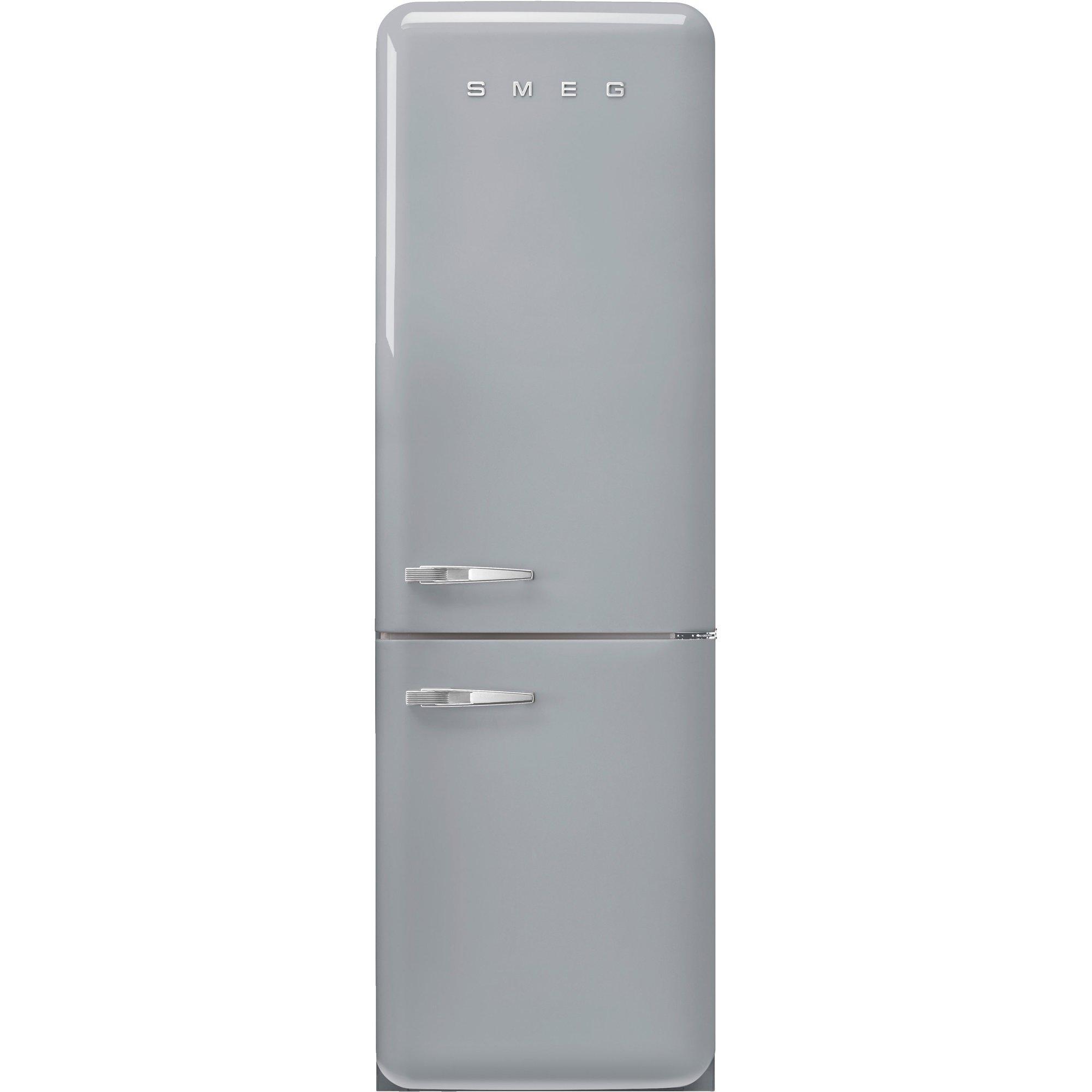Smeg FAB32RSV5 Køle-/fryseskab sølv