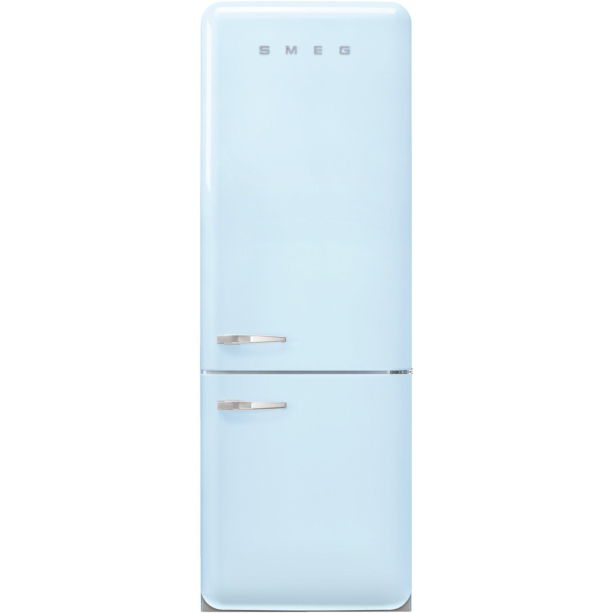 Smeg FAB38RPB5 køle-/fryseskab, pastelblå