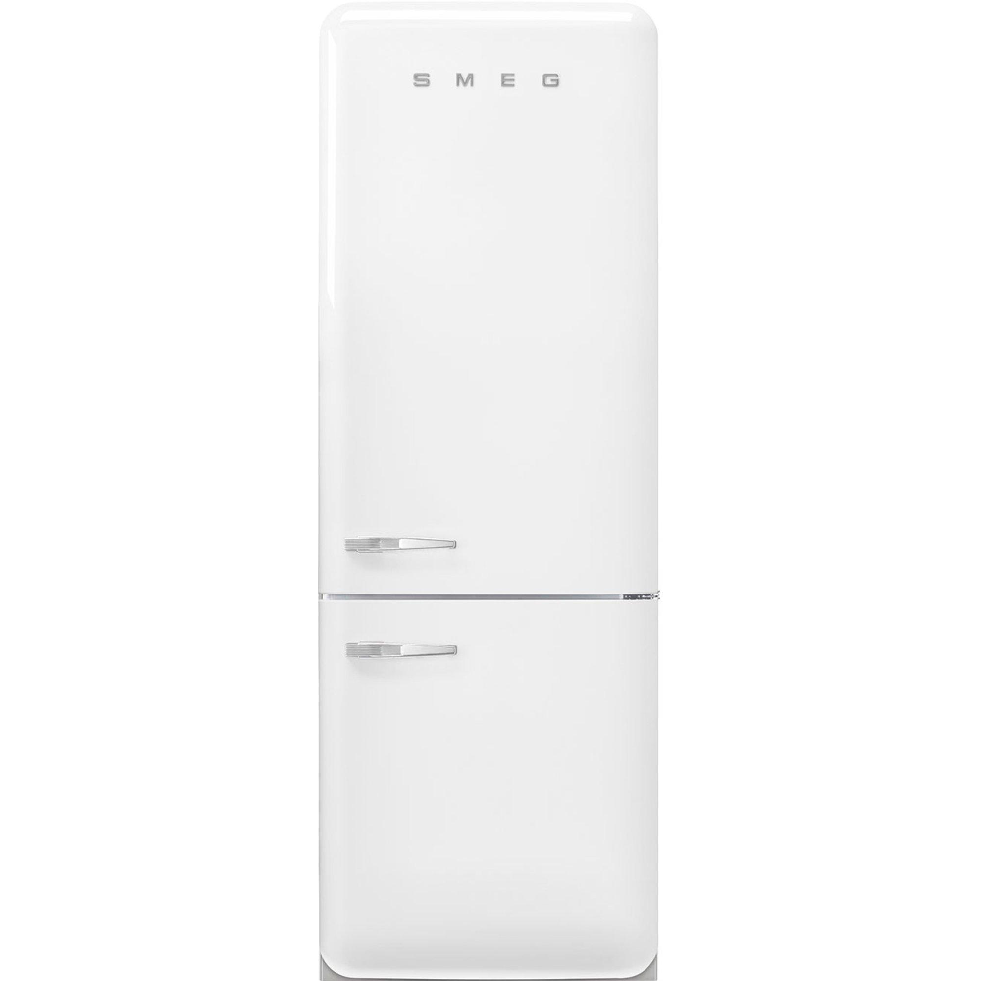 Smeg FAB38RWH5 køle-/fryseskab, hvid