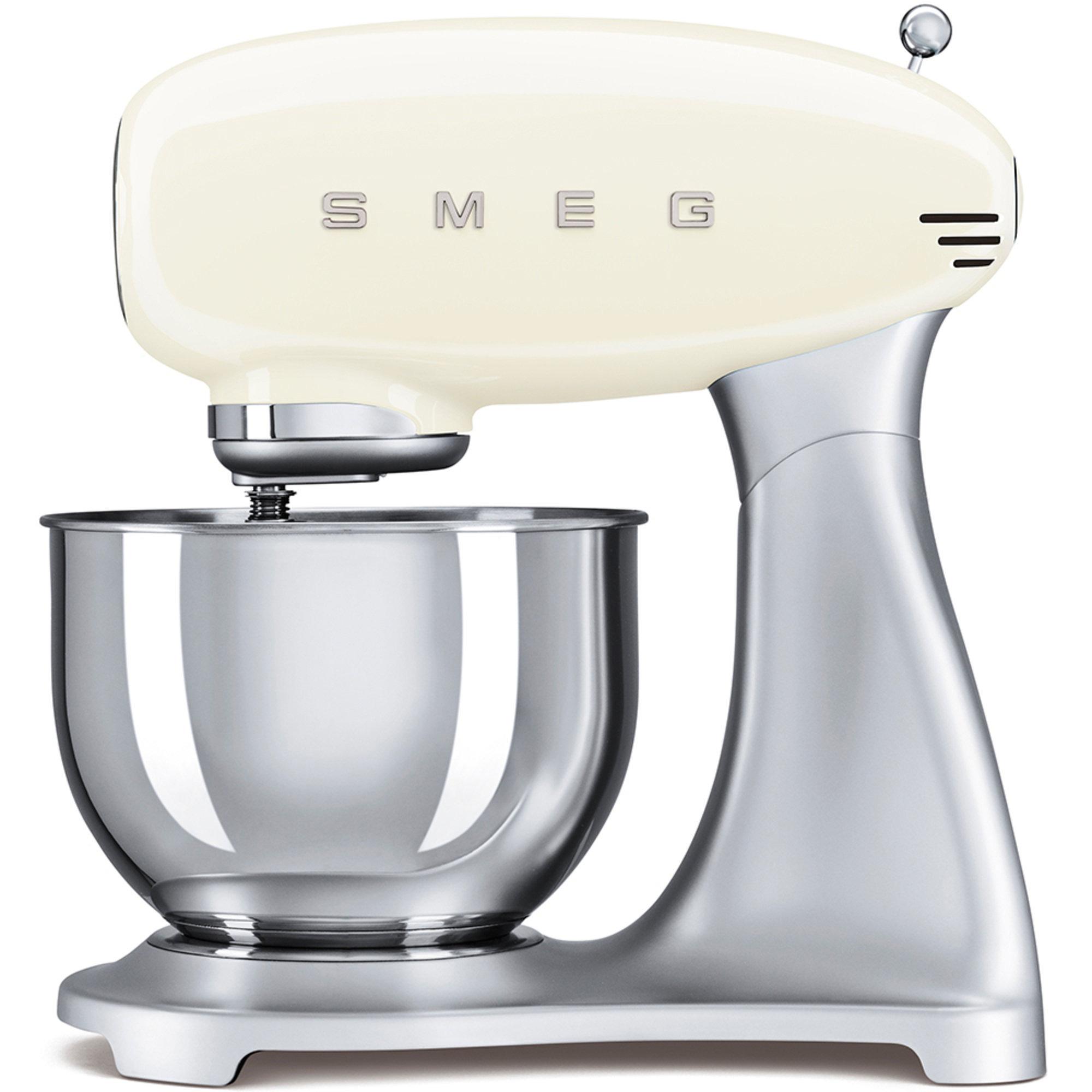 Smeg Köksmaskin 4.8L – Creme SMF01CREU