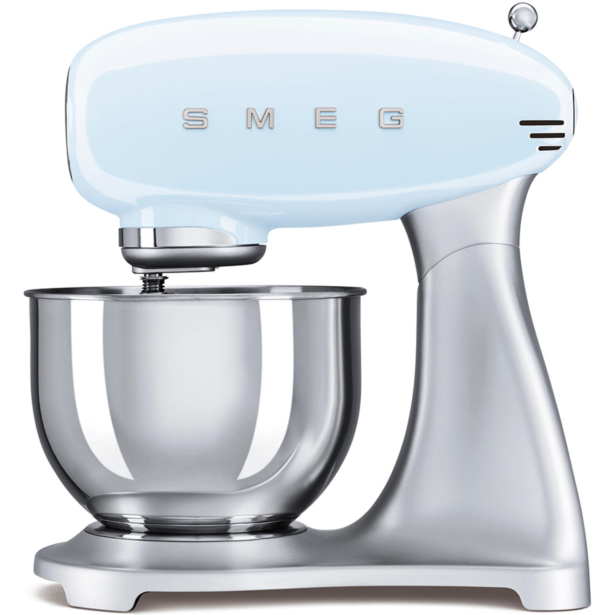 Smeg Köksmaskin 4.8L – Pastellblå