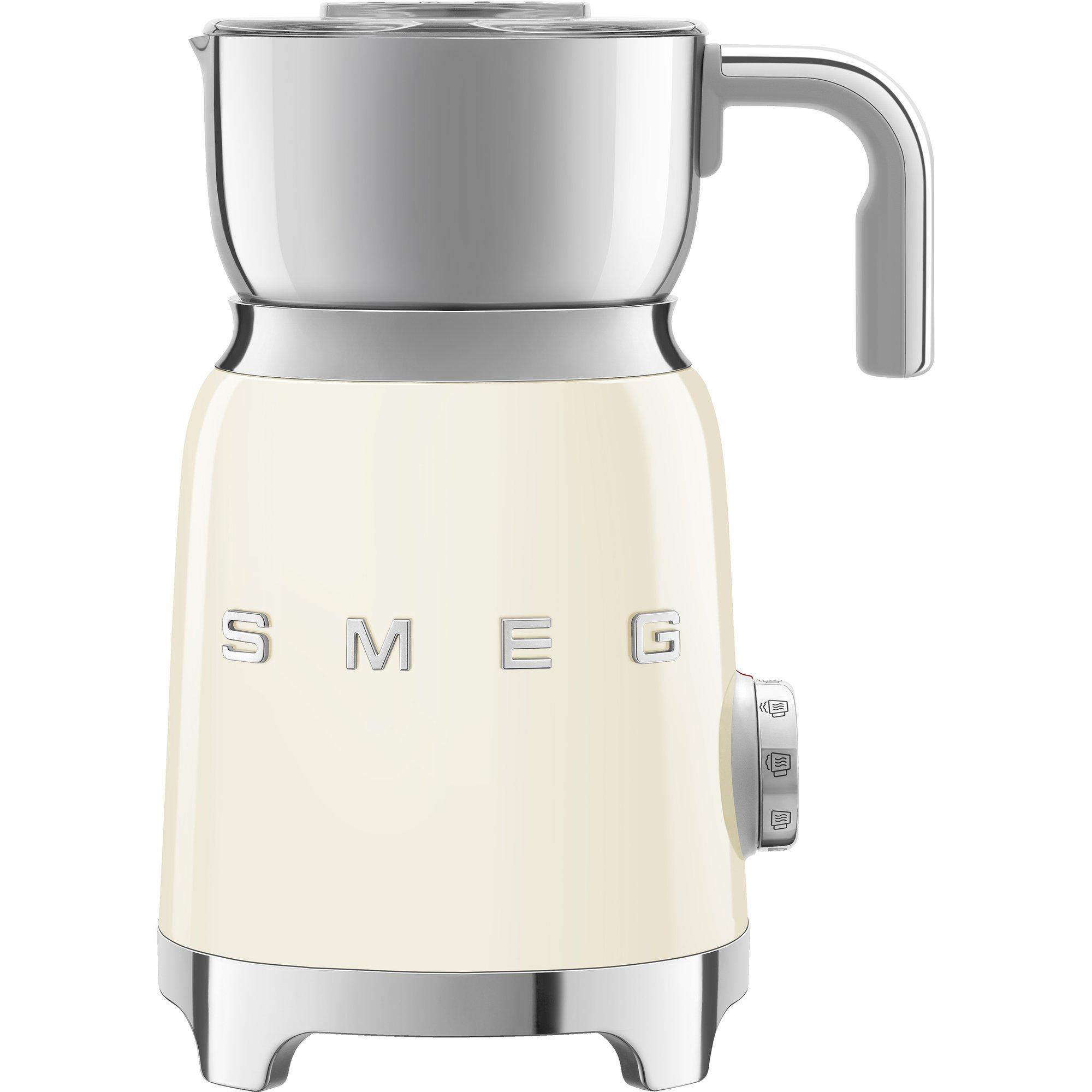 Smeg MFF01 Mjölkskummare Creme