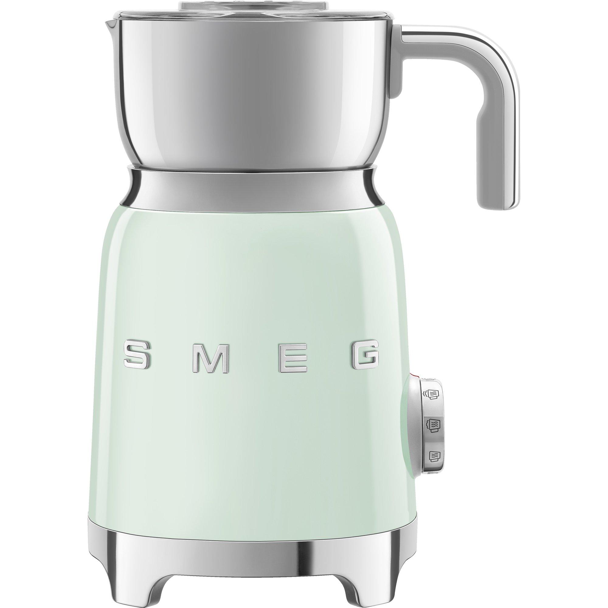 Smeg MFF01 Mjölkskummare Pastellgrön