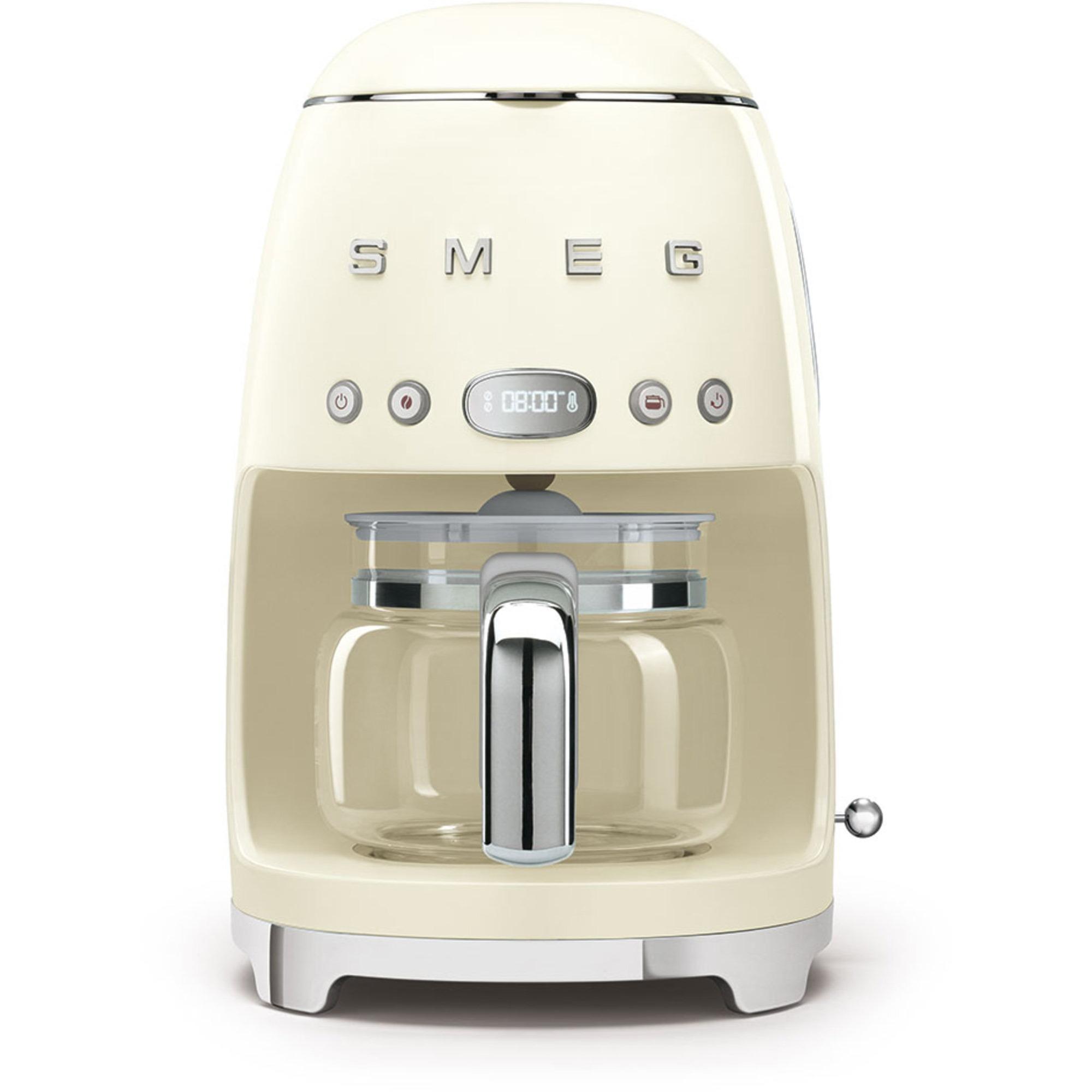 Smeg Retro kaffemaskin DCF01CREU