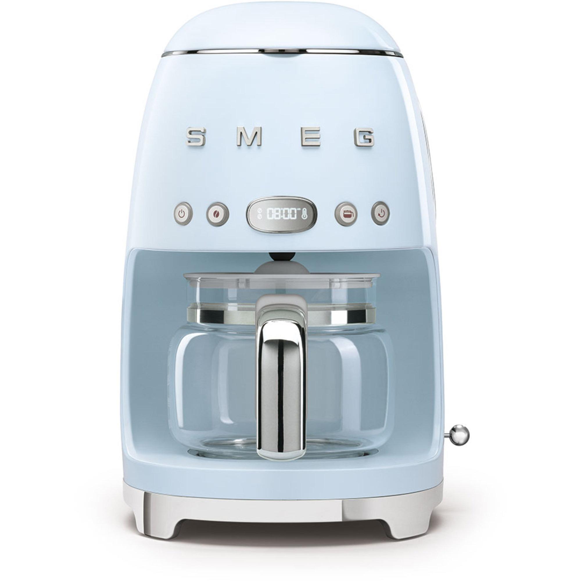 Smeg Retro kaffemaskin DCF02PBEU