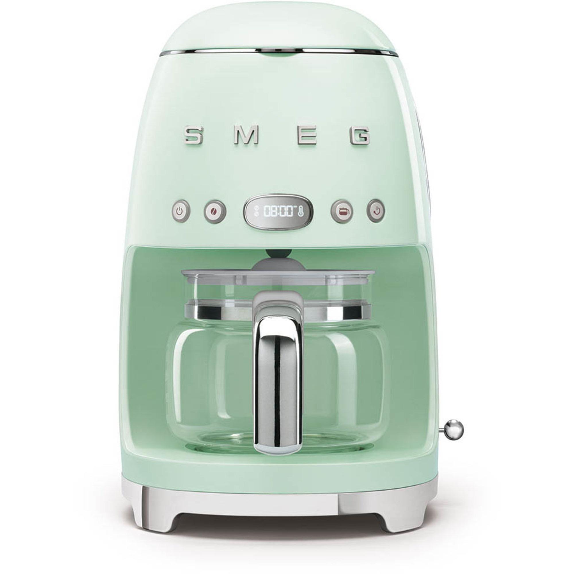Smeg Retro kaffemaskin DCF01PGEU