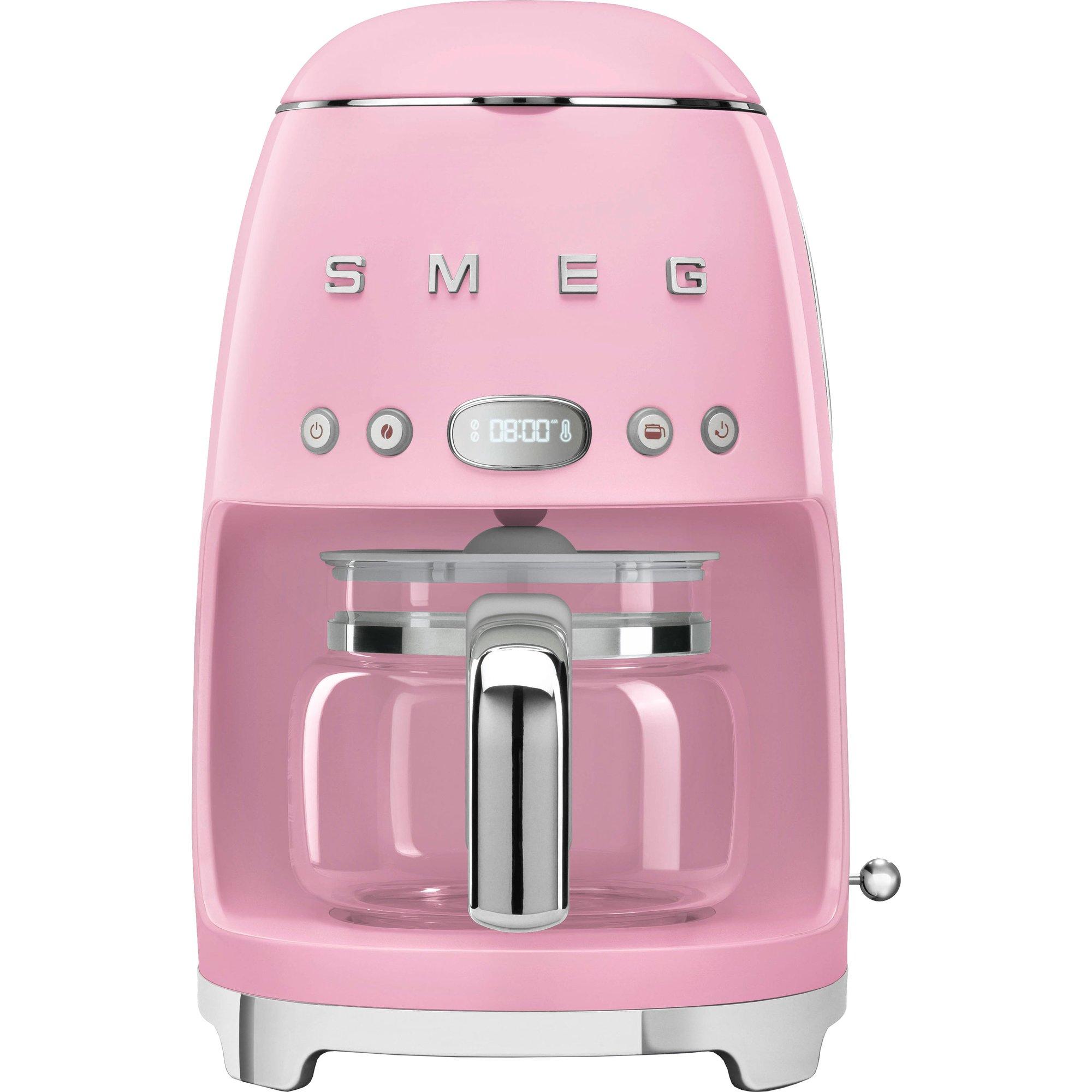 Smeg Retro kaffemaskin DCF02PKEU