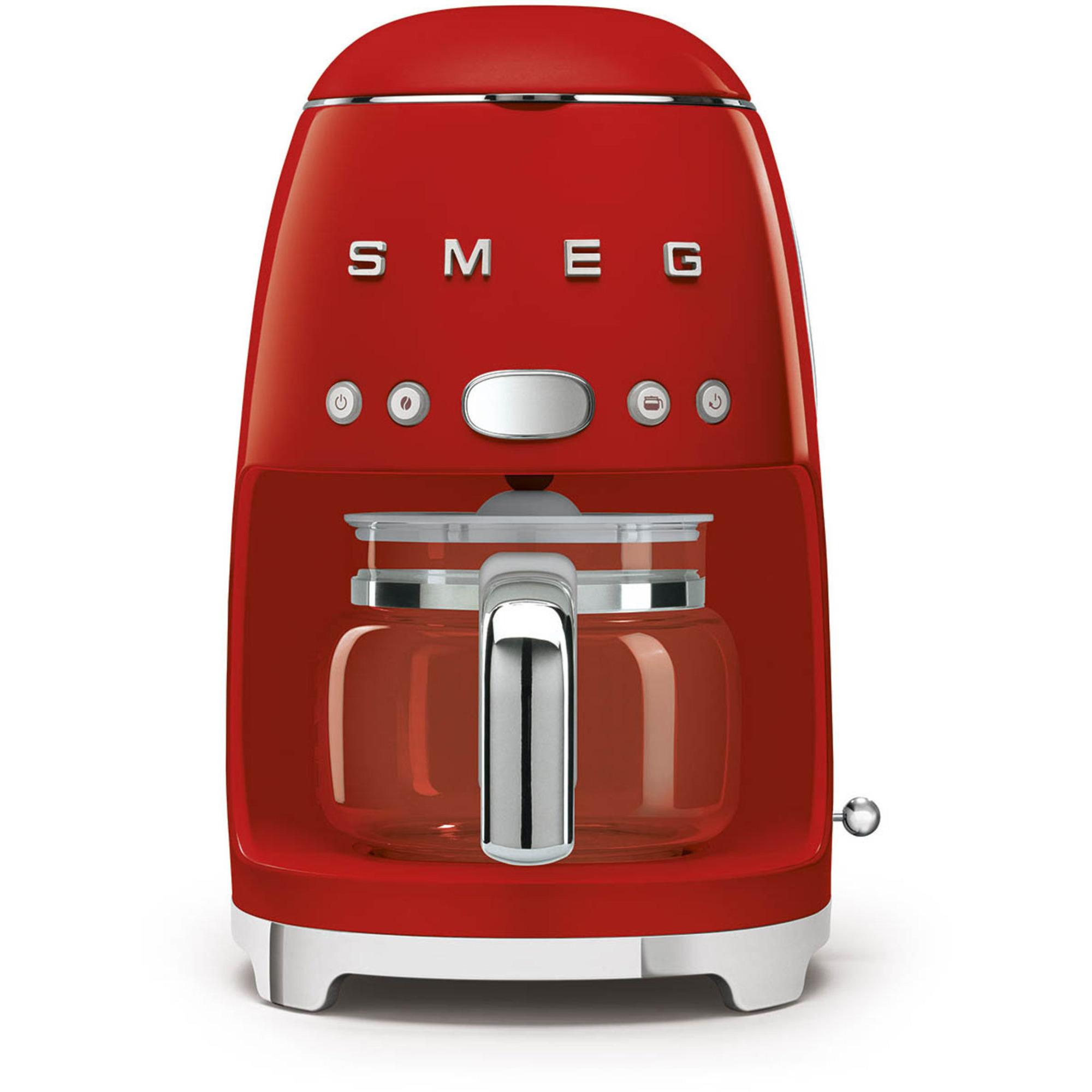 Smeg Retro kaffemaskin DCF01RDEU