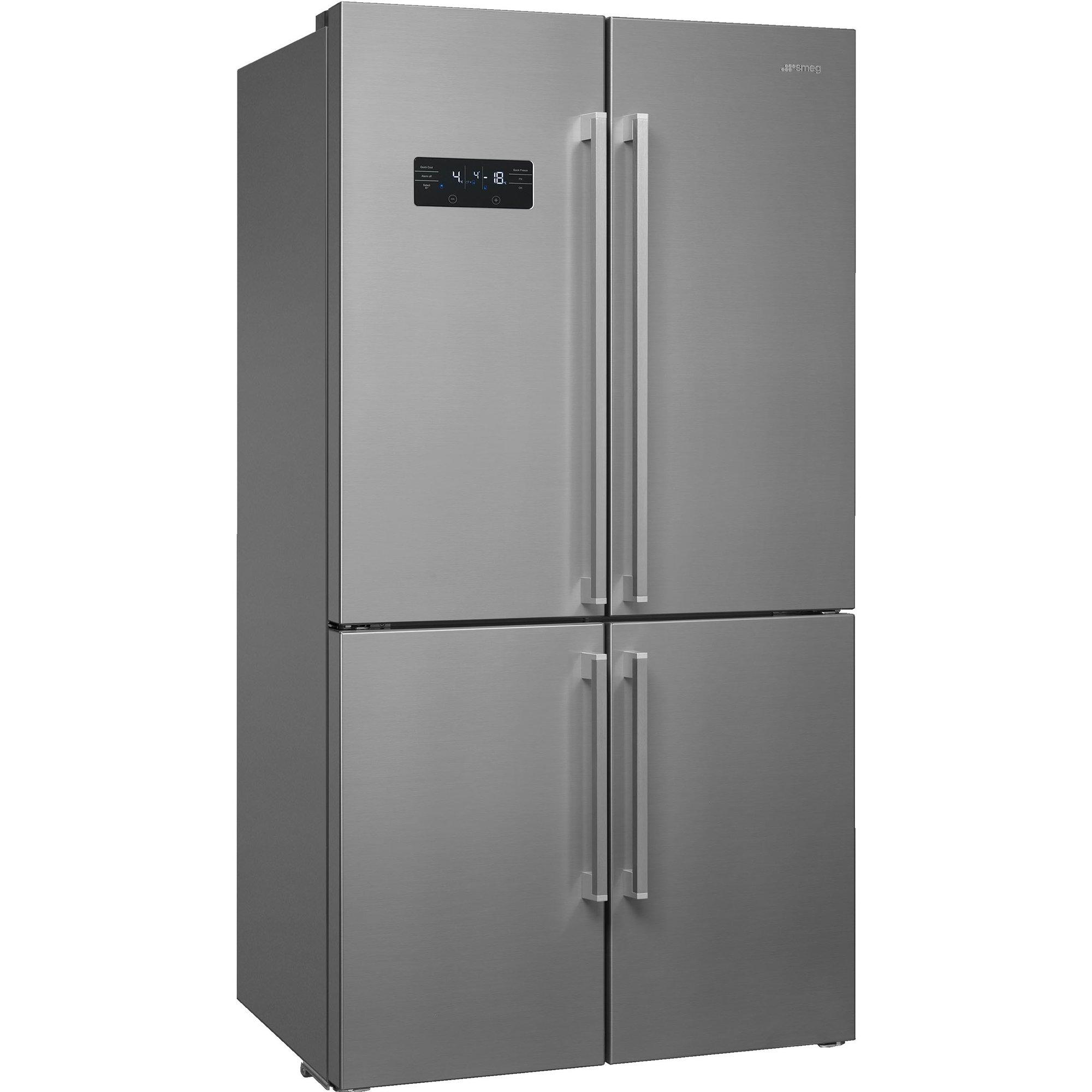 Smeg Universal No Frost Kylskåp/frys med 4 dörrar