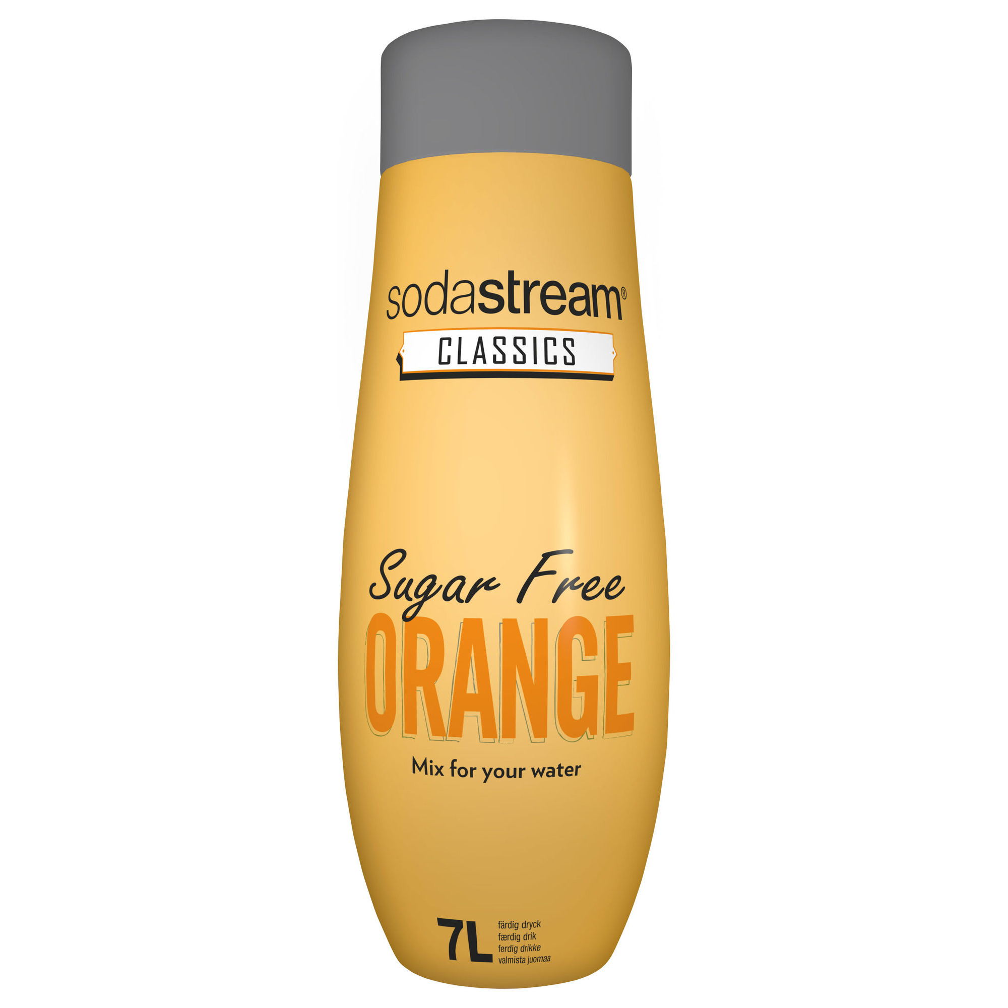SodaStream Classics Orange Sockerfri