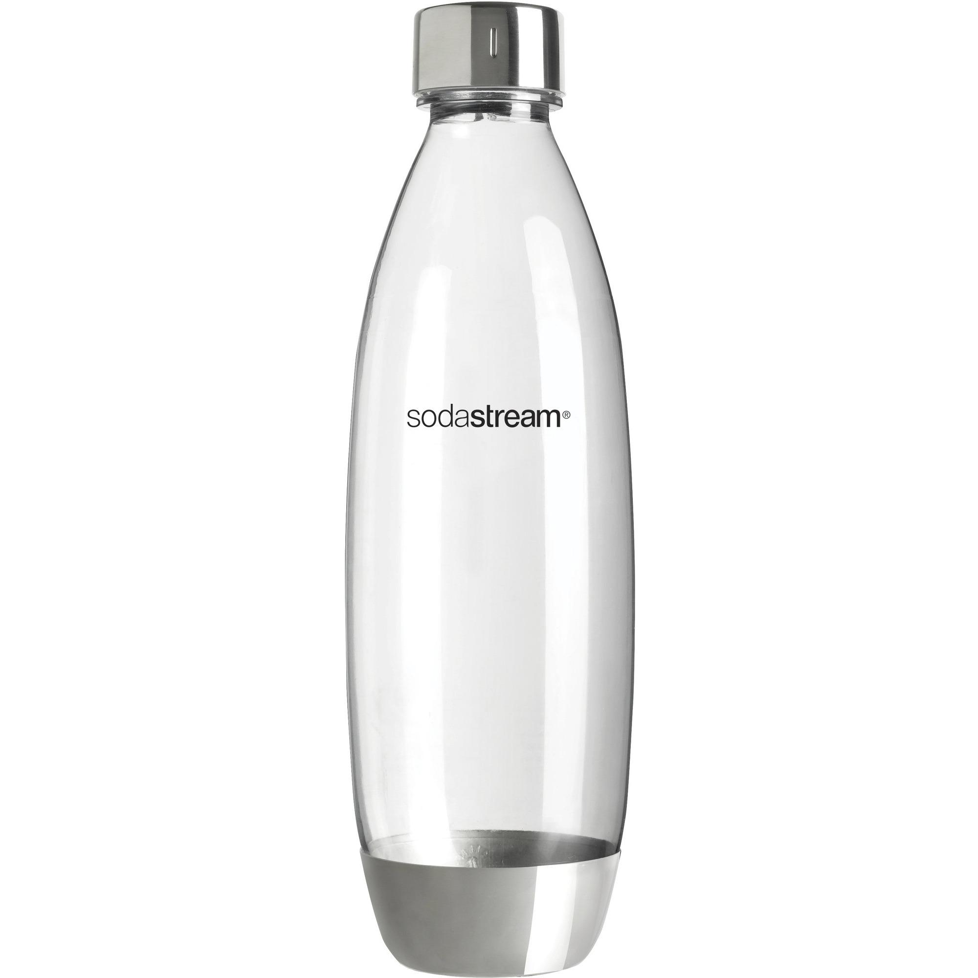 SodaStream Fuse Flaska 1 L Metall