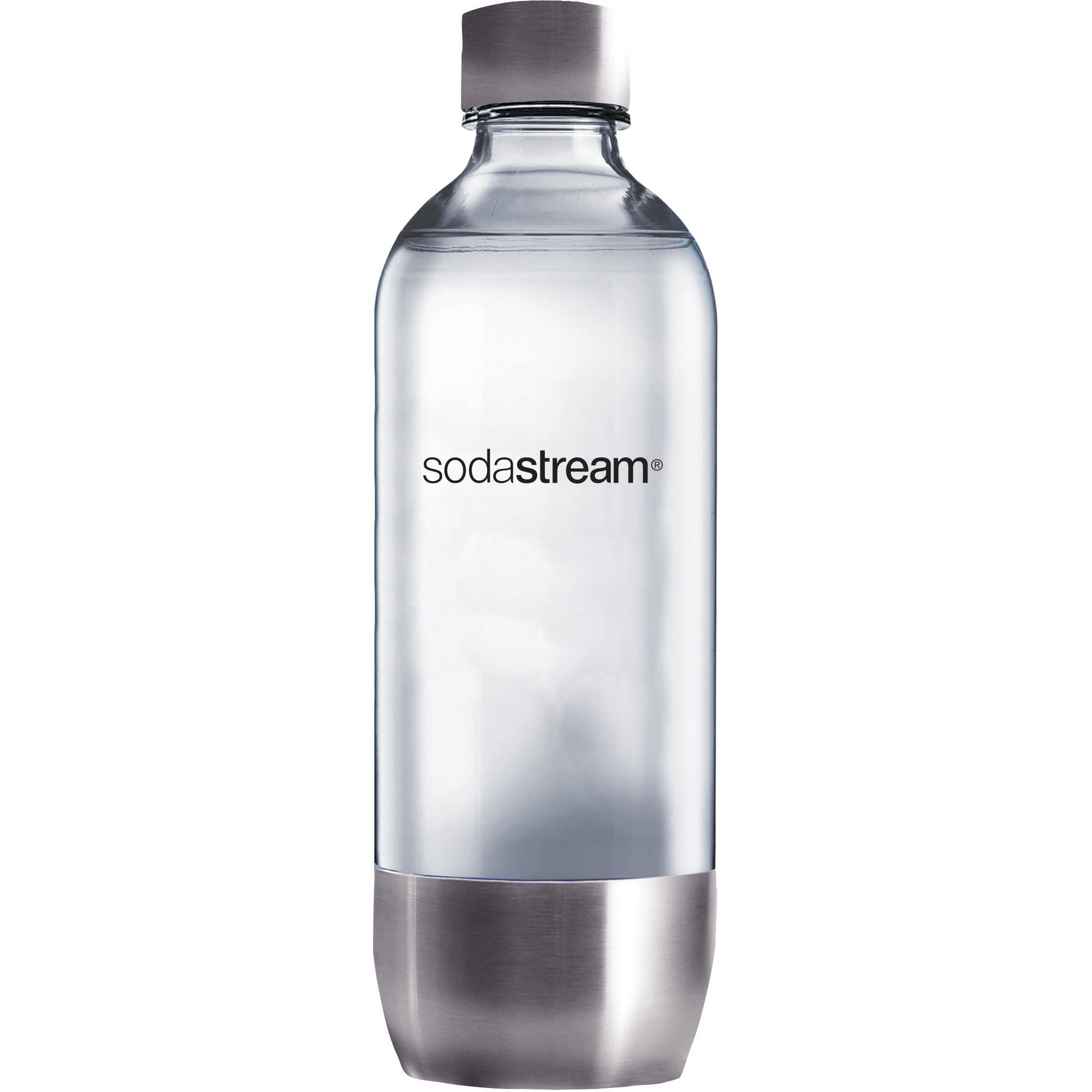 SodaStream PET-flaska Metall 1 L