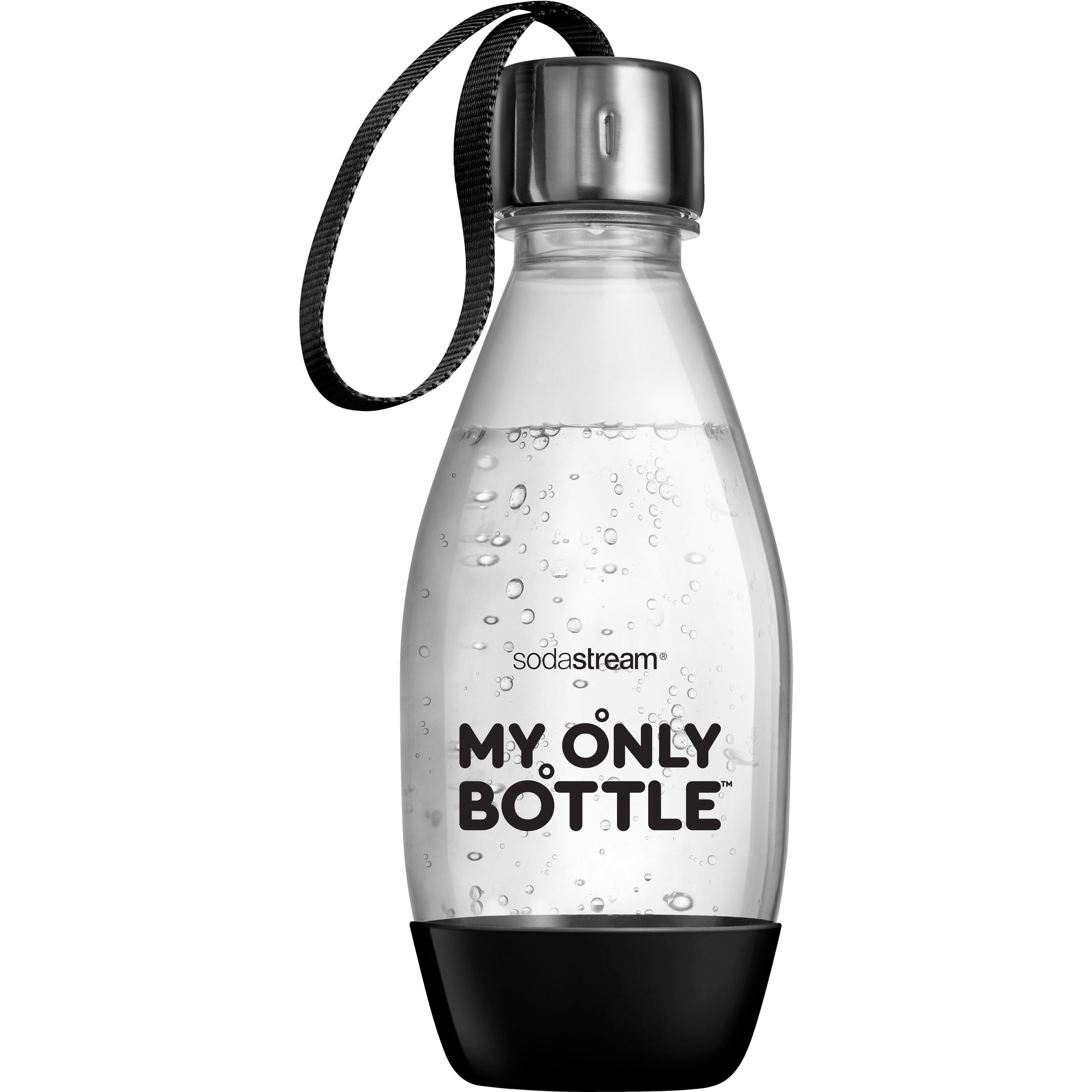SodaStream My Only Bottle dricksflaska svart