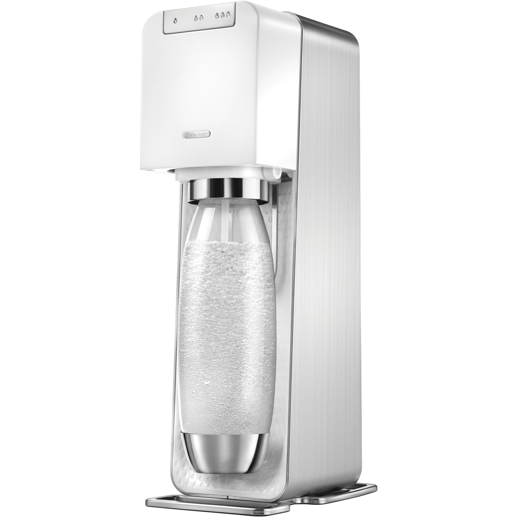 SodaStream Power Kolsyremaskin Vit