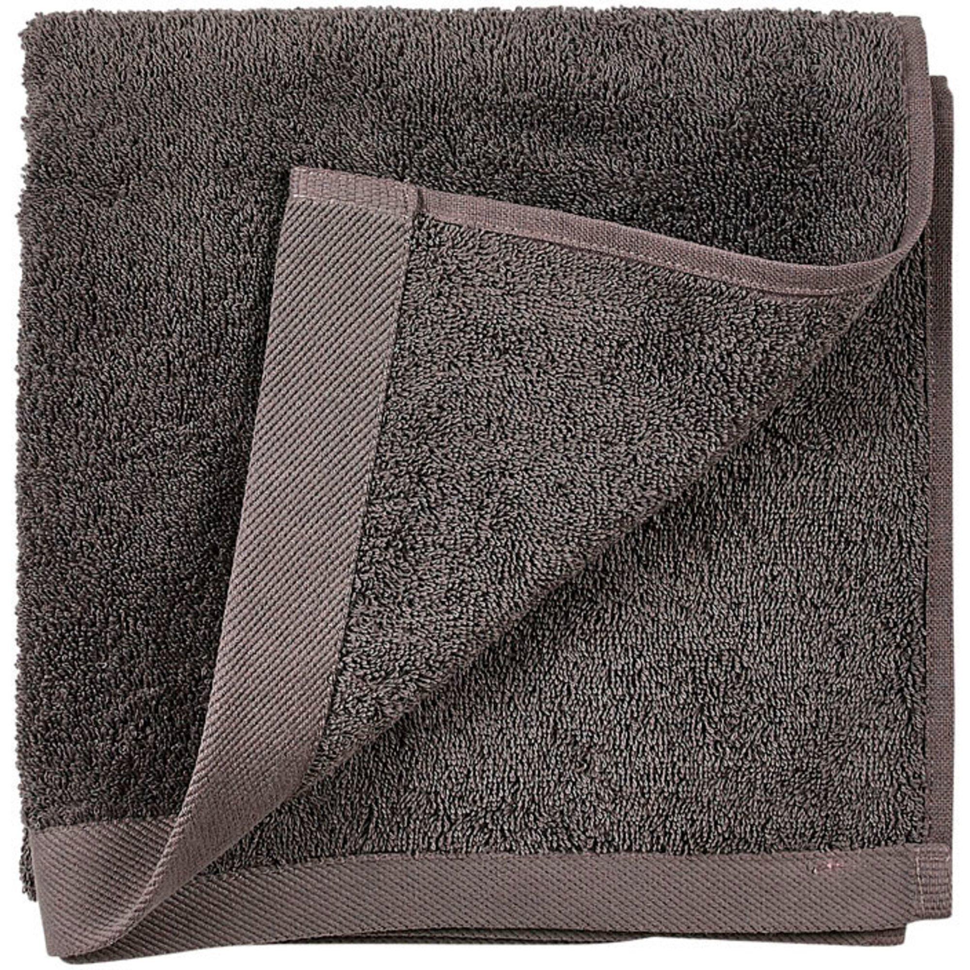 Södahl Comfort Organic Handduk 50x100 cm, grå