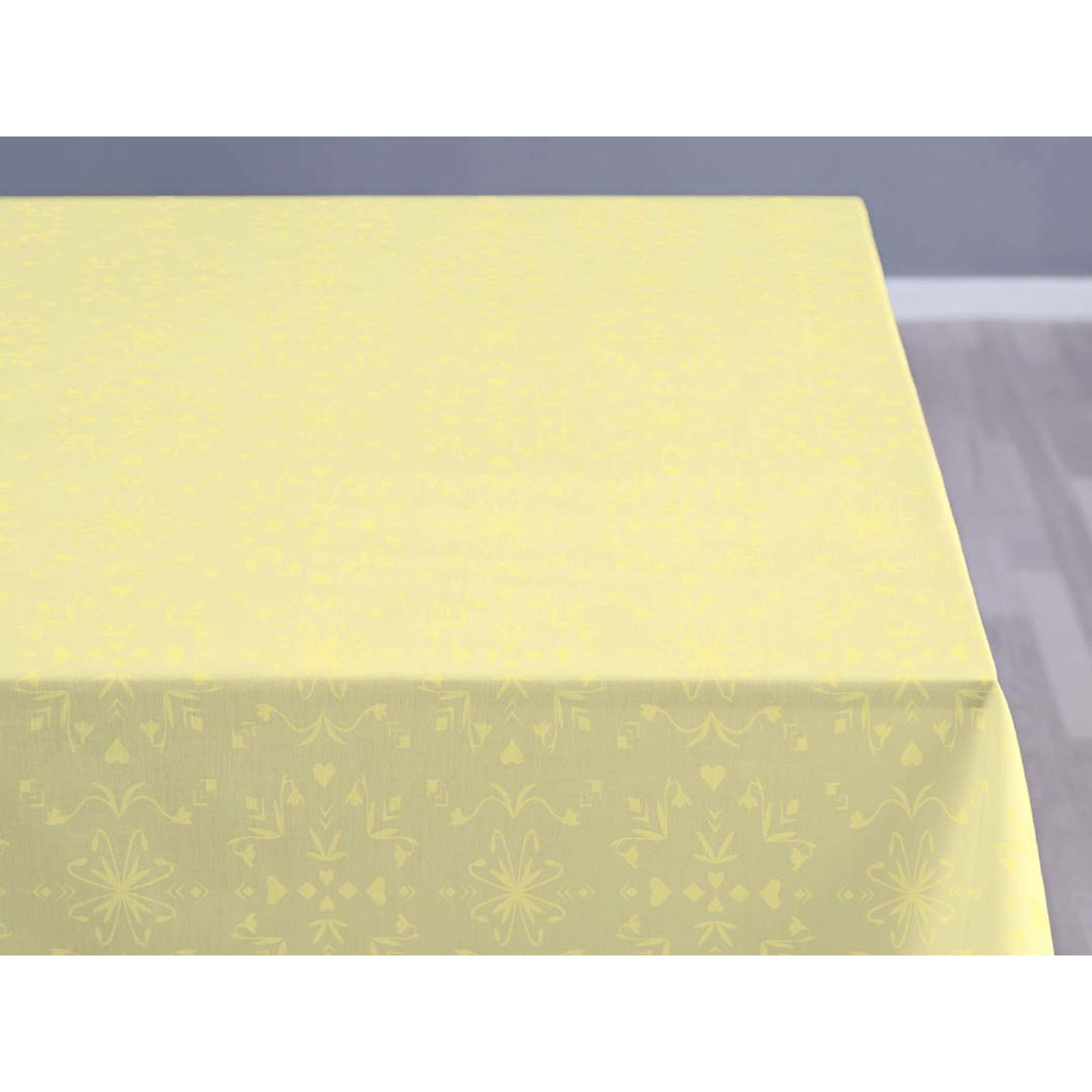 Södahl Duk 140×180 Easter paper gul