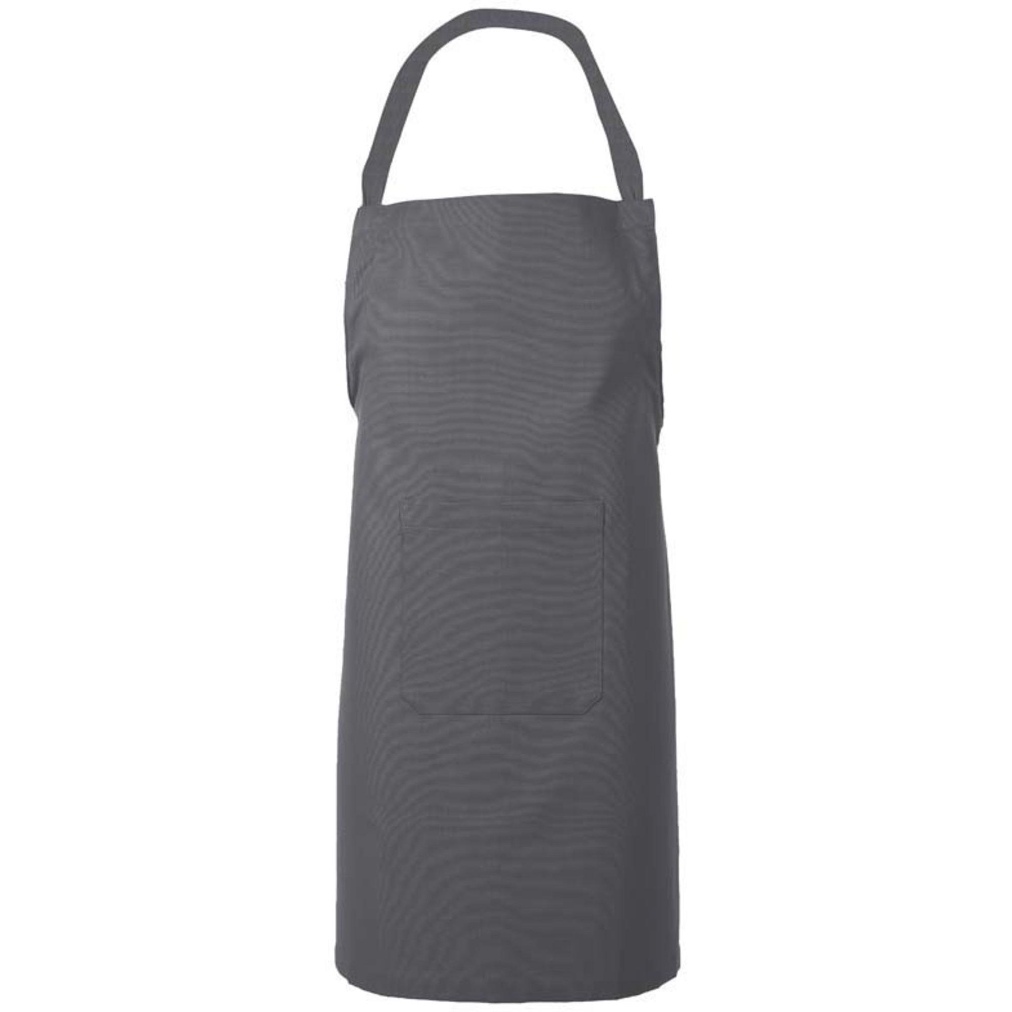 Södahl Damförkläde 82×93 Gastro grå