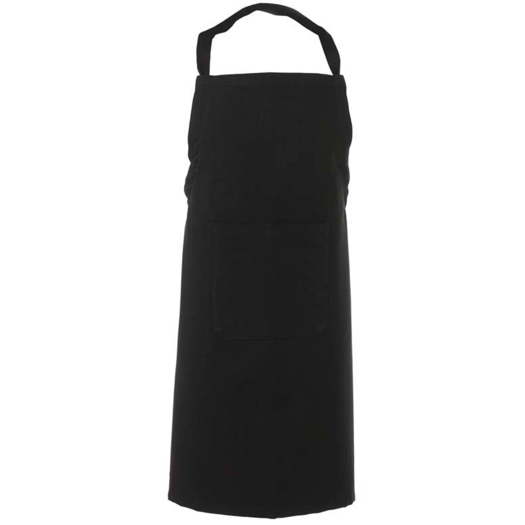 Södahl Damförkläde 82×93 Gastro svart