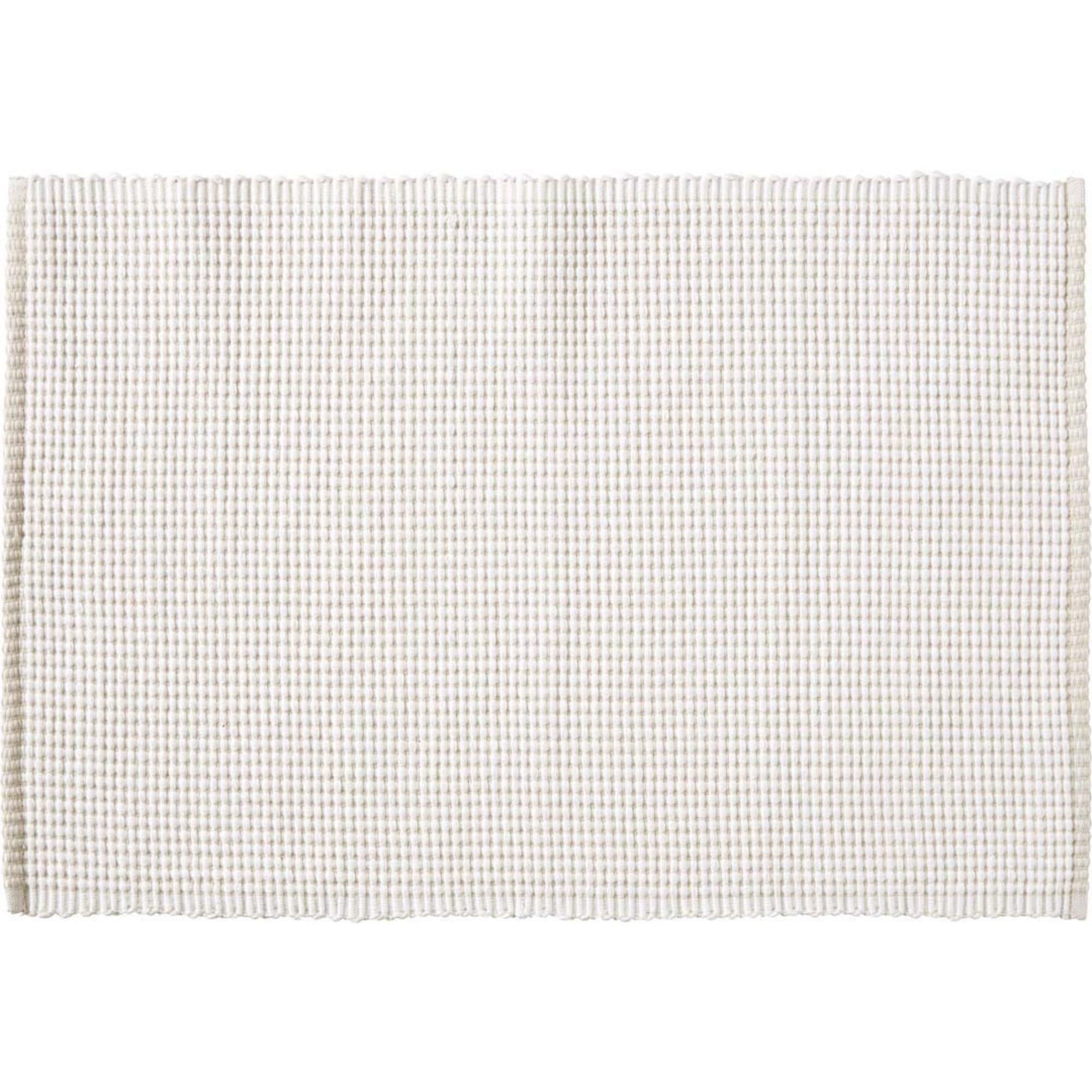 Södahl Bordstablett 33×48 Grain vit