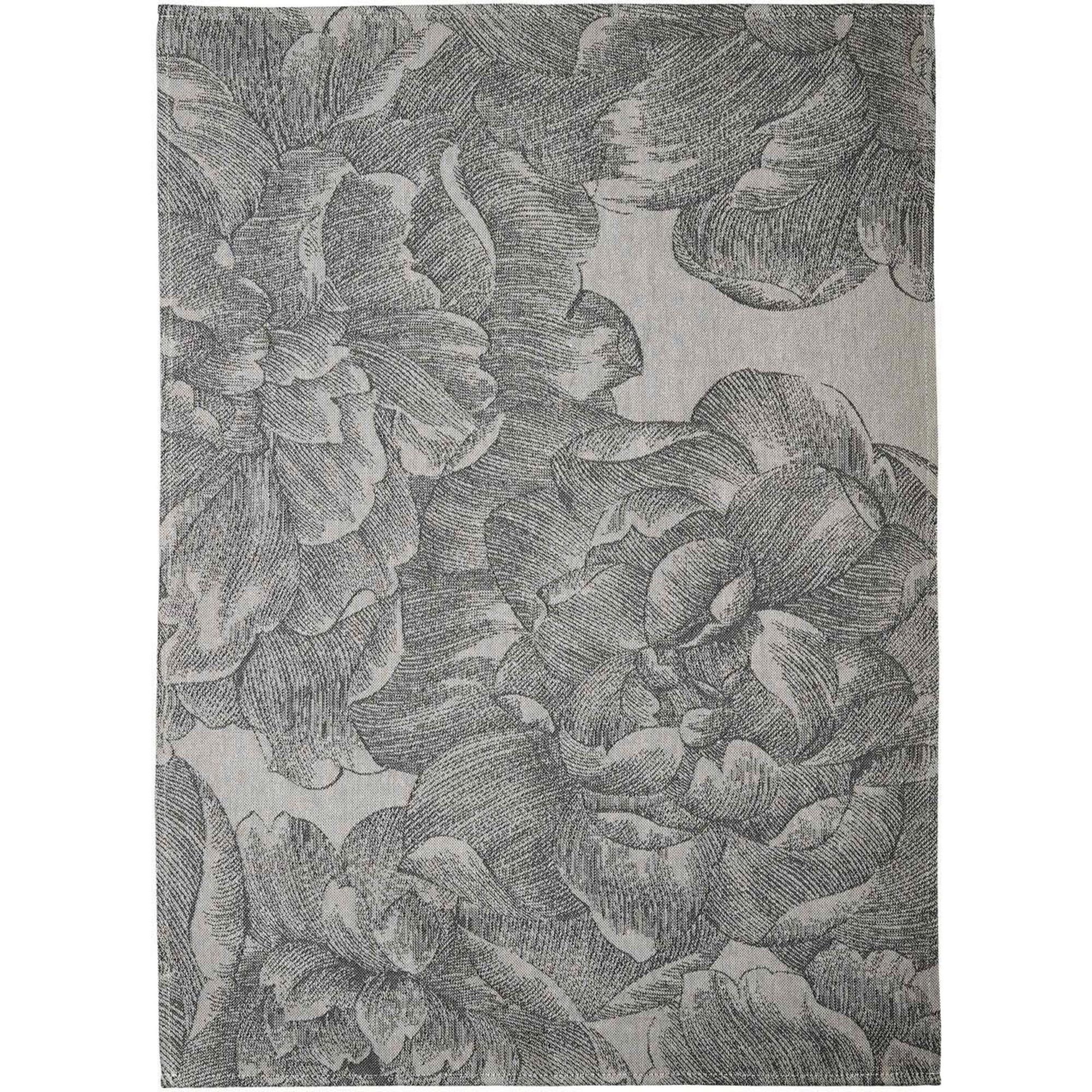 Södahl Kökshandd. 50×70 Modern Ro grå