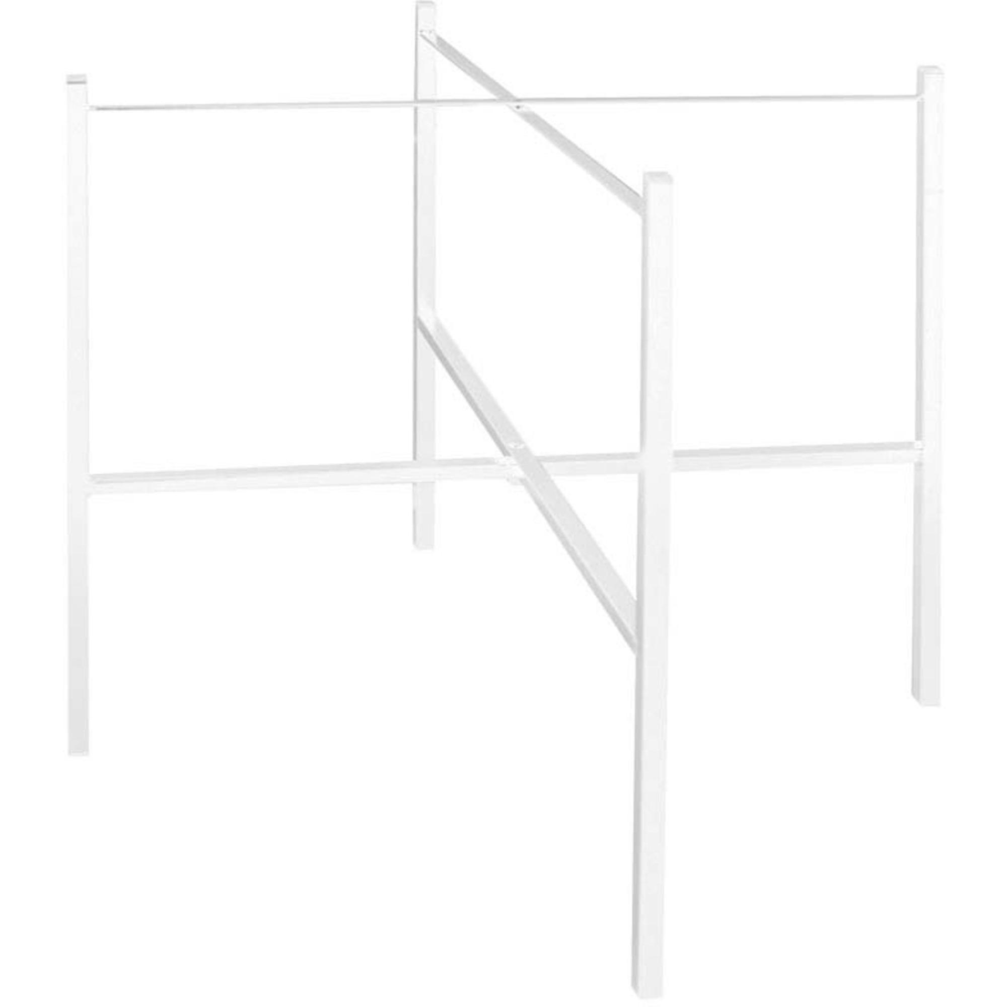 Solstickan Design Bordsstativ Vitt 45 cm