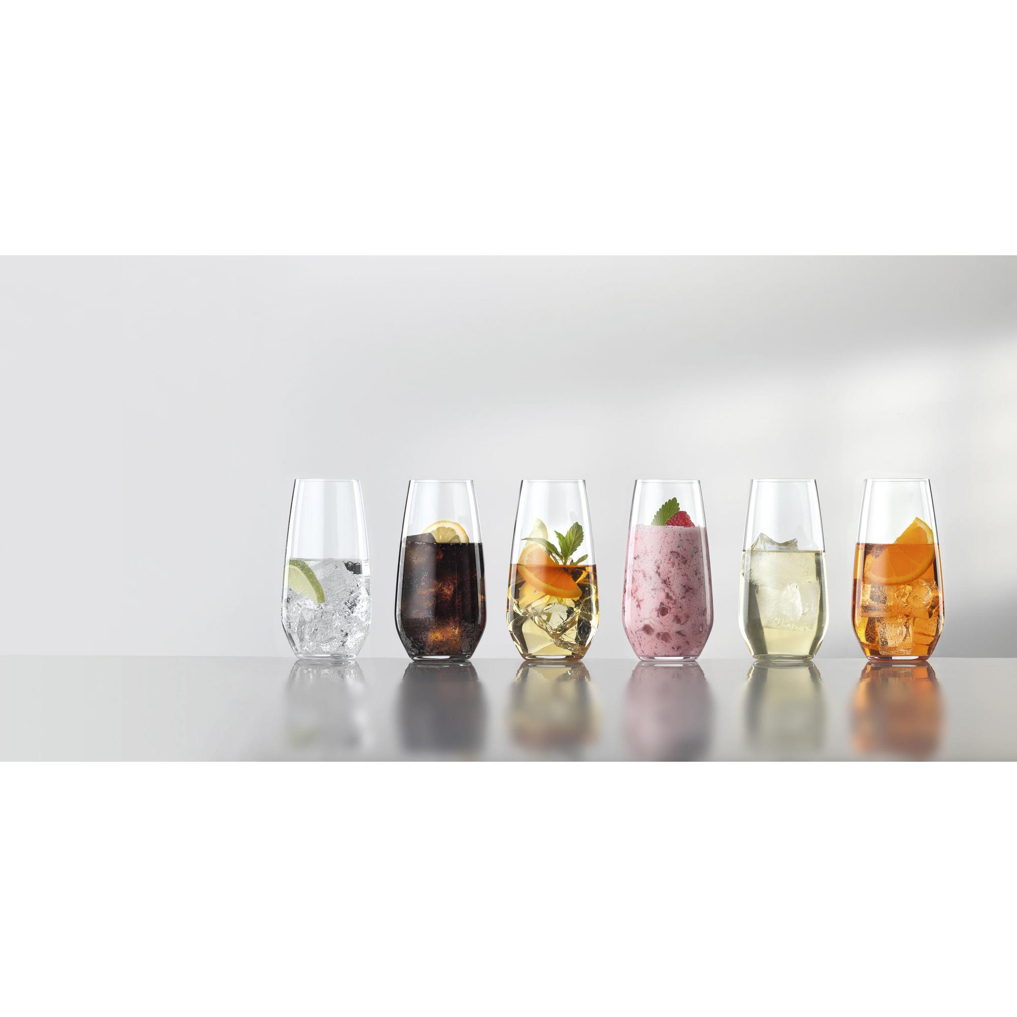 Authentic Longdrinkglas 6-pak fra Spiegelau » Hurtig Levering