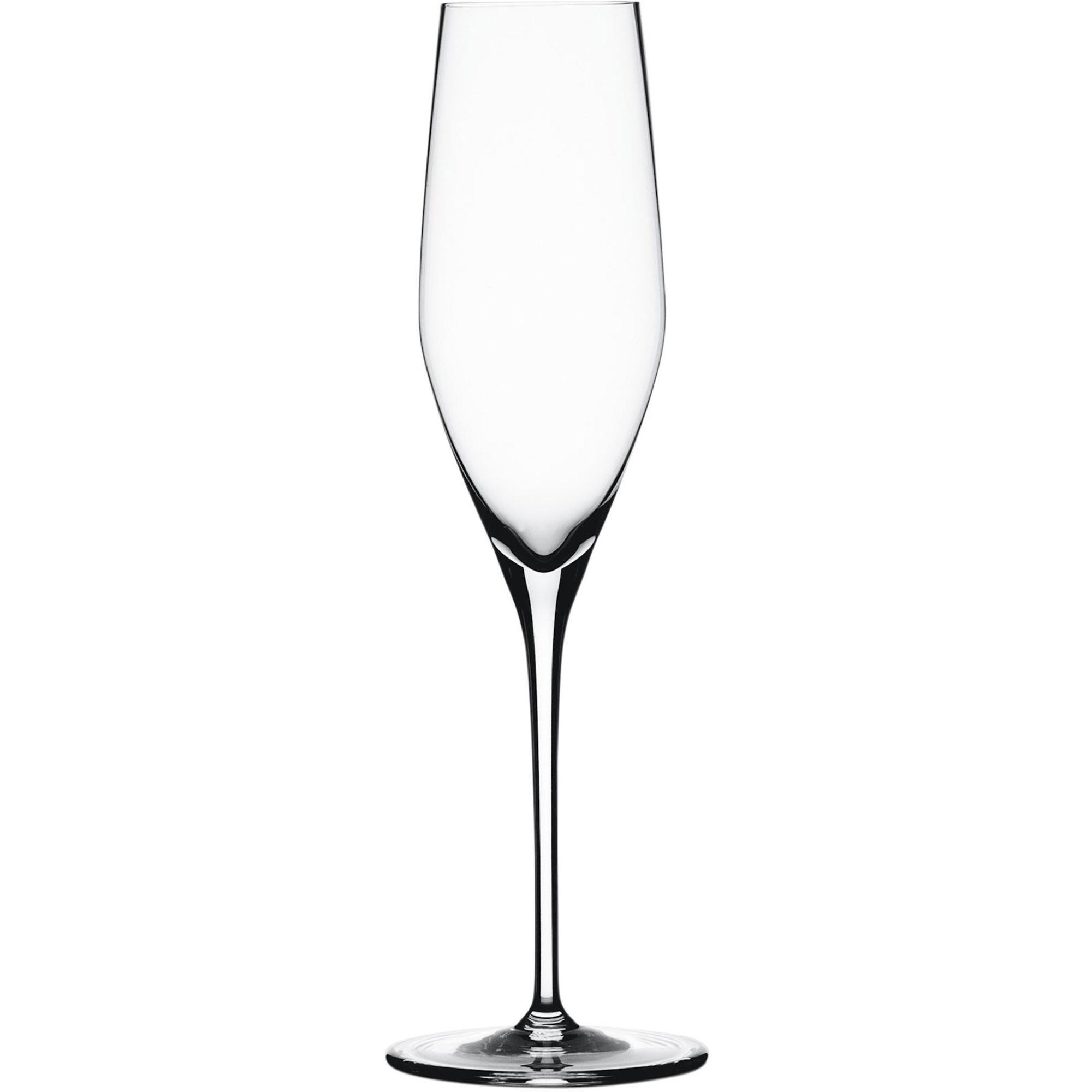 Spiegelau Authentis Champagneglas 19 cl 4pack