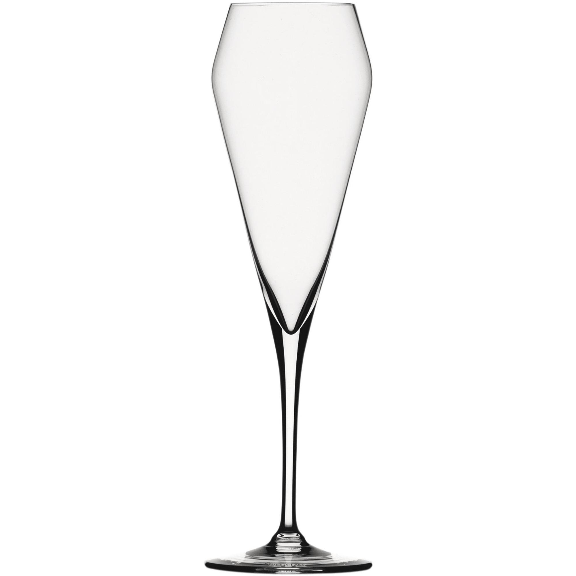 Spiegelau Willsberger Champagneglas 24cl 4pack