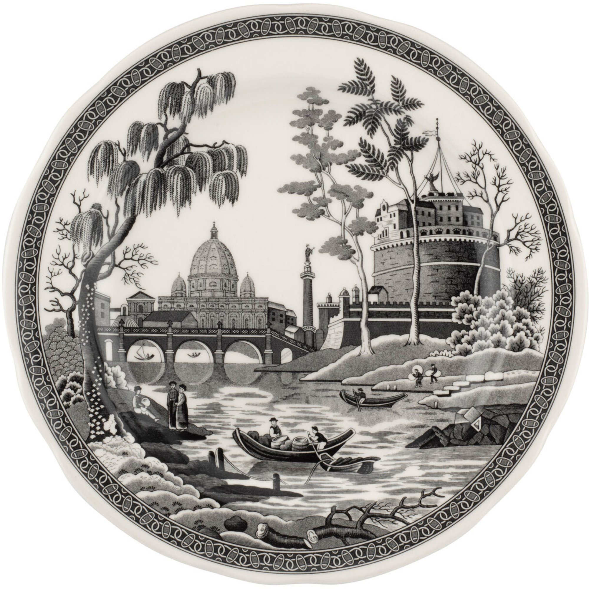 Spode Heritage Rome Tallrik 27 cm