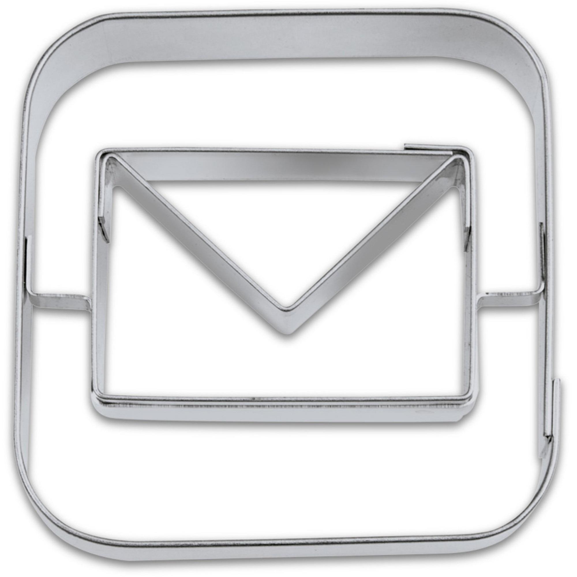 Städter Kakform Utstickare App Mail