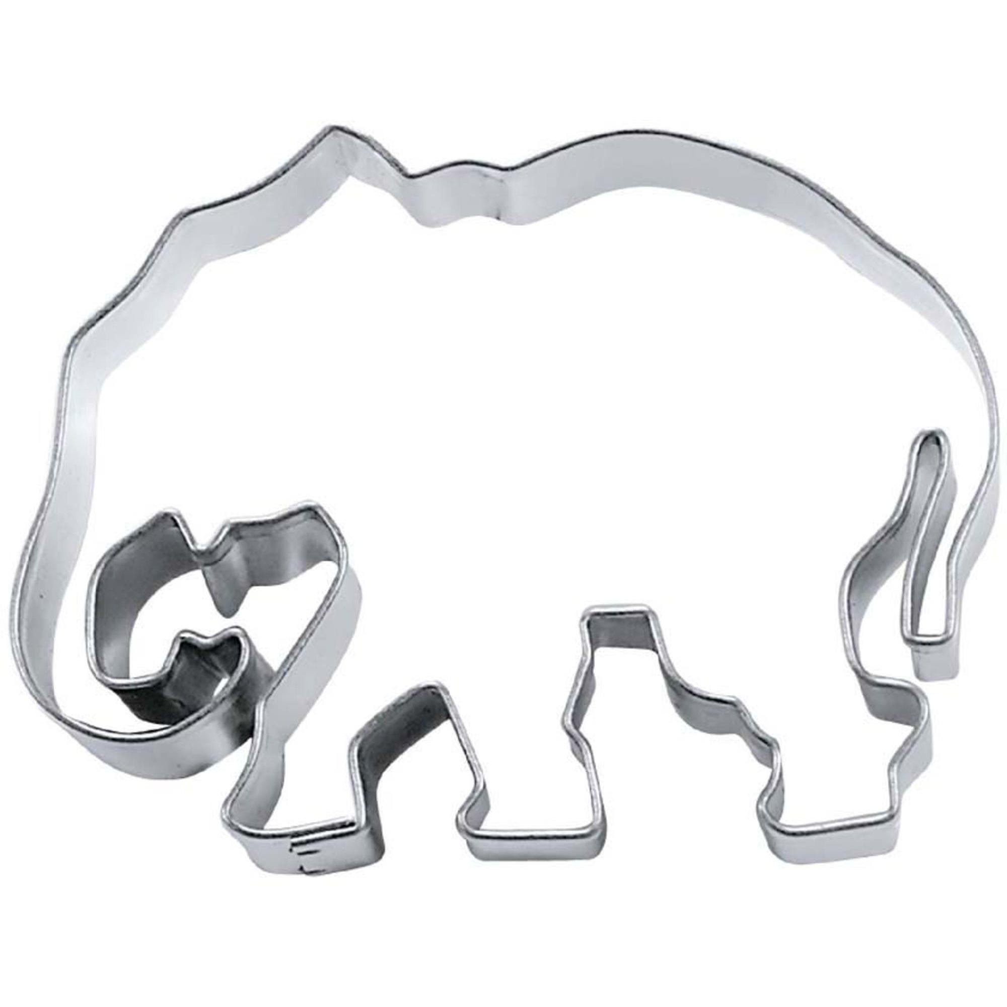 Städter Kakform Elefant 7 cm