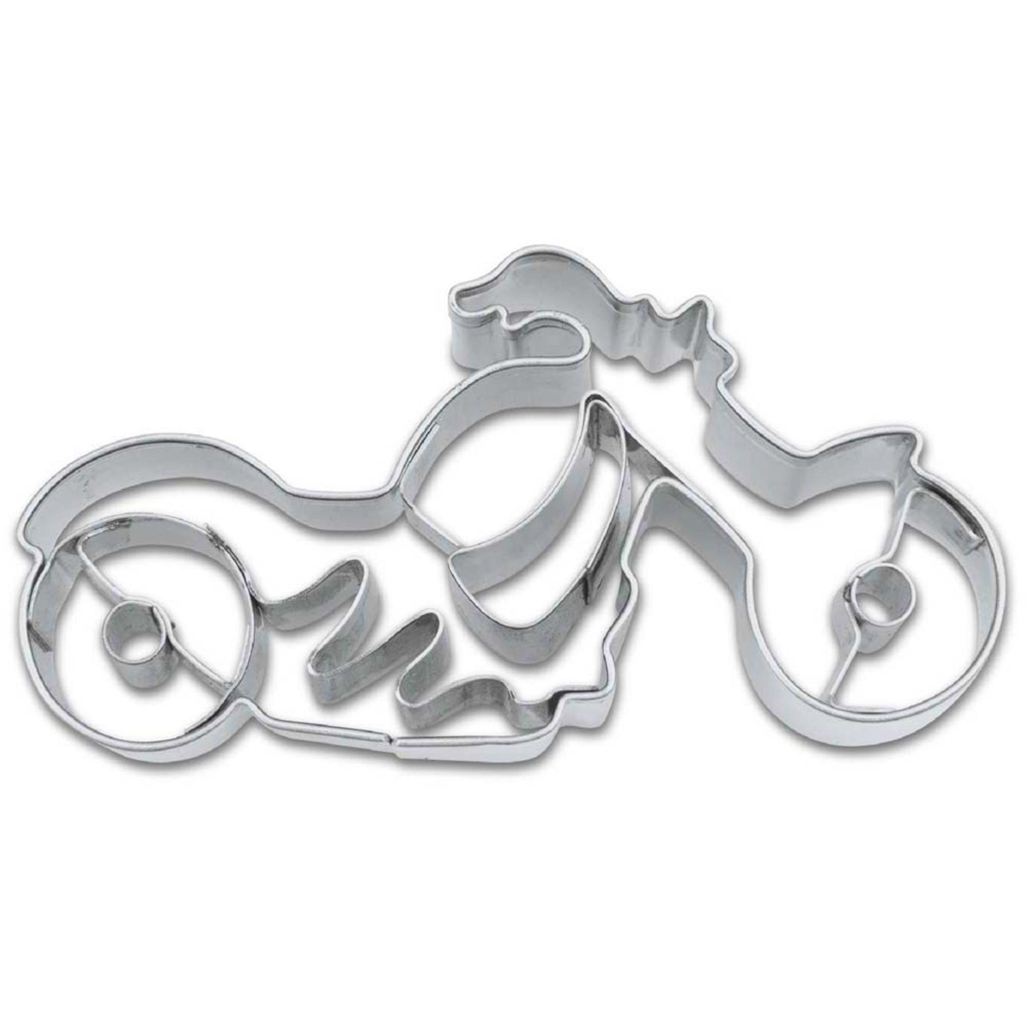 Städter Kakform Motorcykel 7 cm