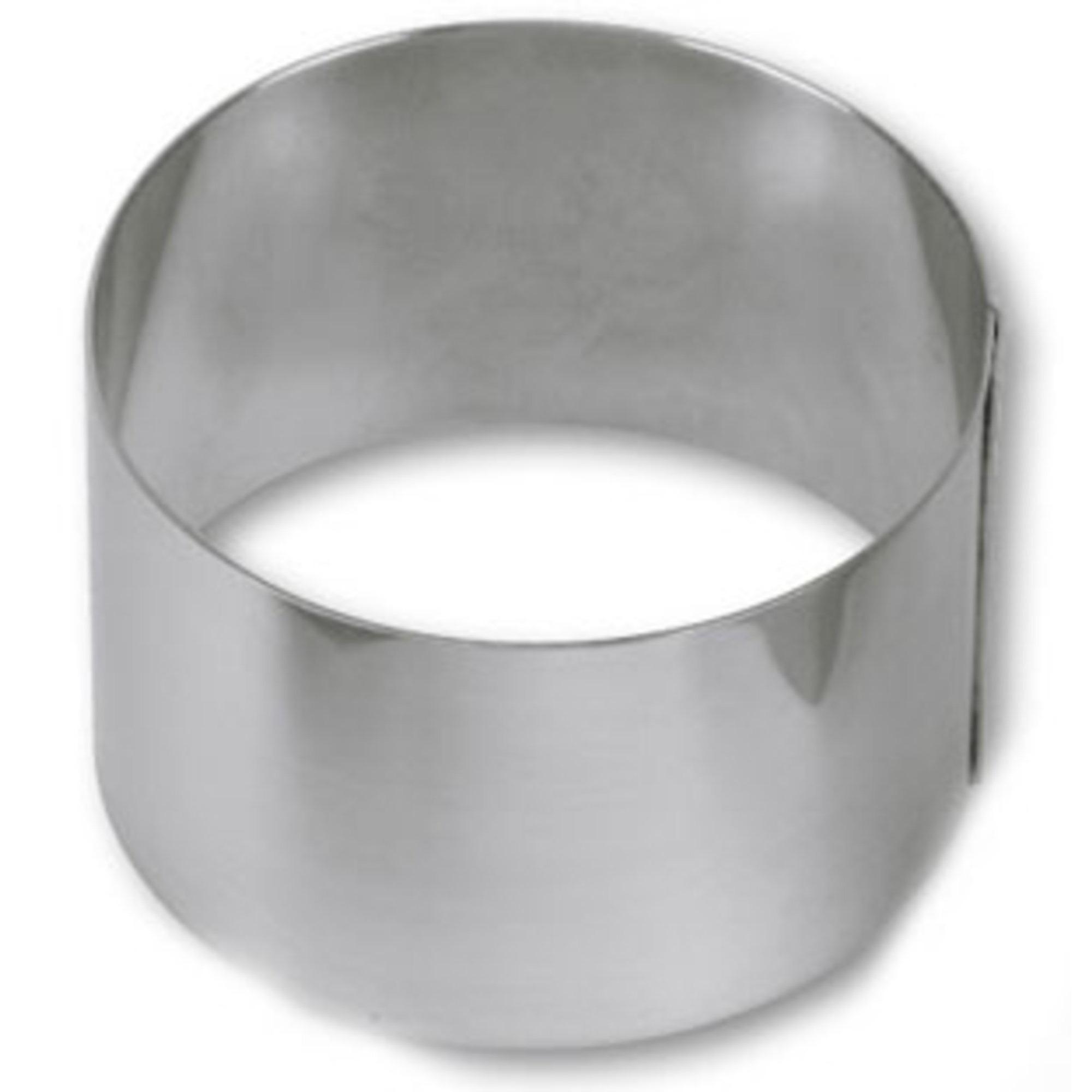 Städter Utstickare Rund stål D: 8 cm H: 6 cm